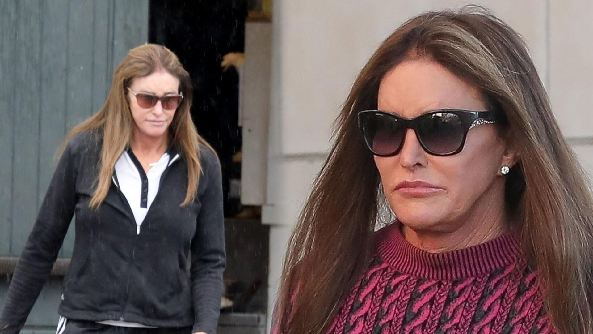 Cailtyn Jenner robiąc zakupy na domową kwarantannę nie zapomniała o TEJ rzeczy