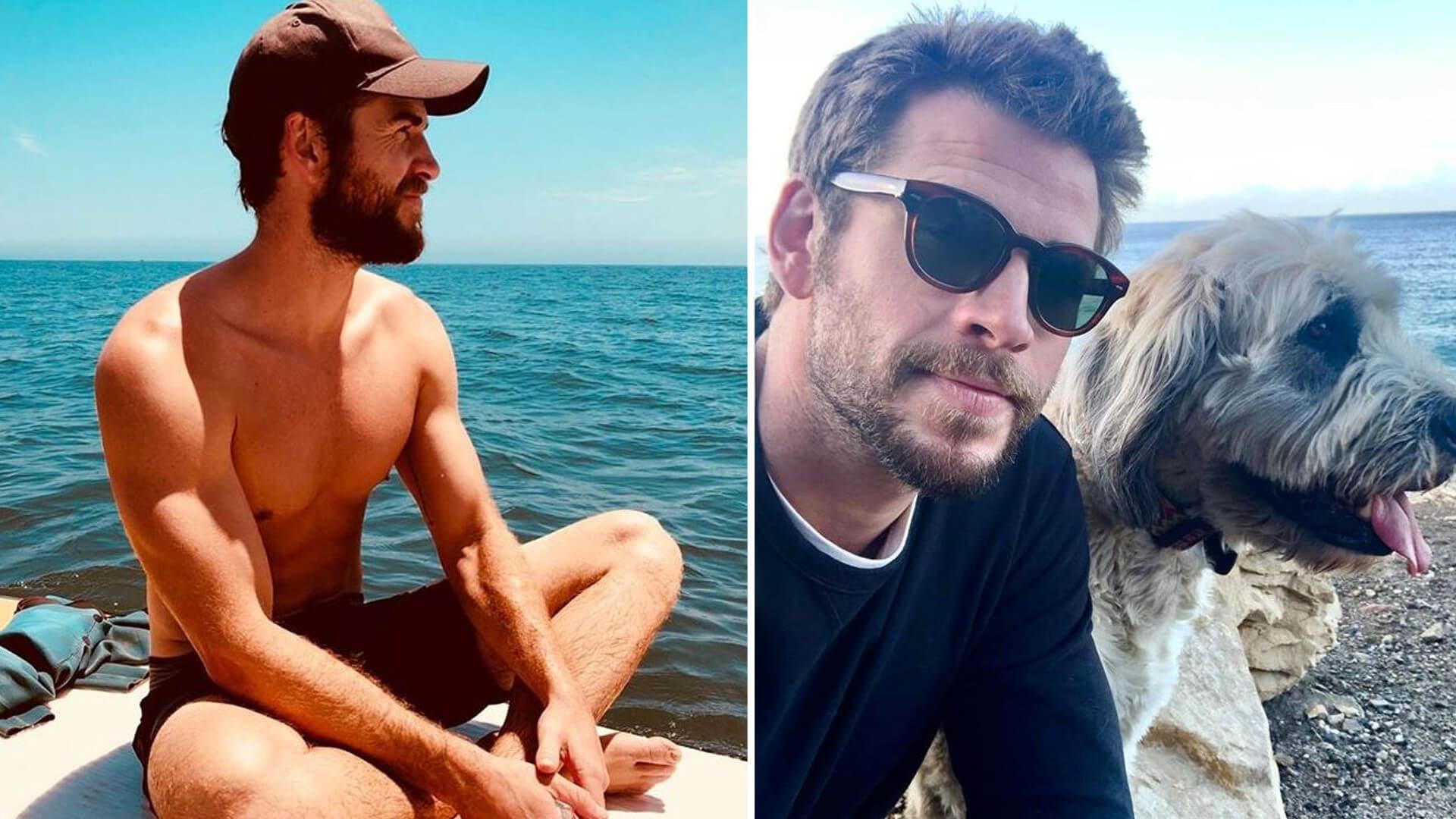 Liam Hemsworth kupił działkę o wartości 17 MILIONÓW, to tutaj buduje wymarzony dom (FOTO)