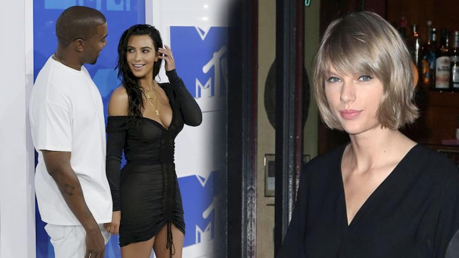 Ponowna drama na linii Kim Kardashian i Taylor Swift. Kim OSTATNI raz porusza ten temat