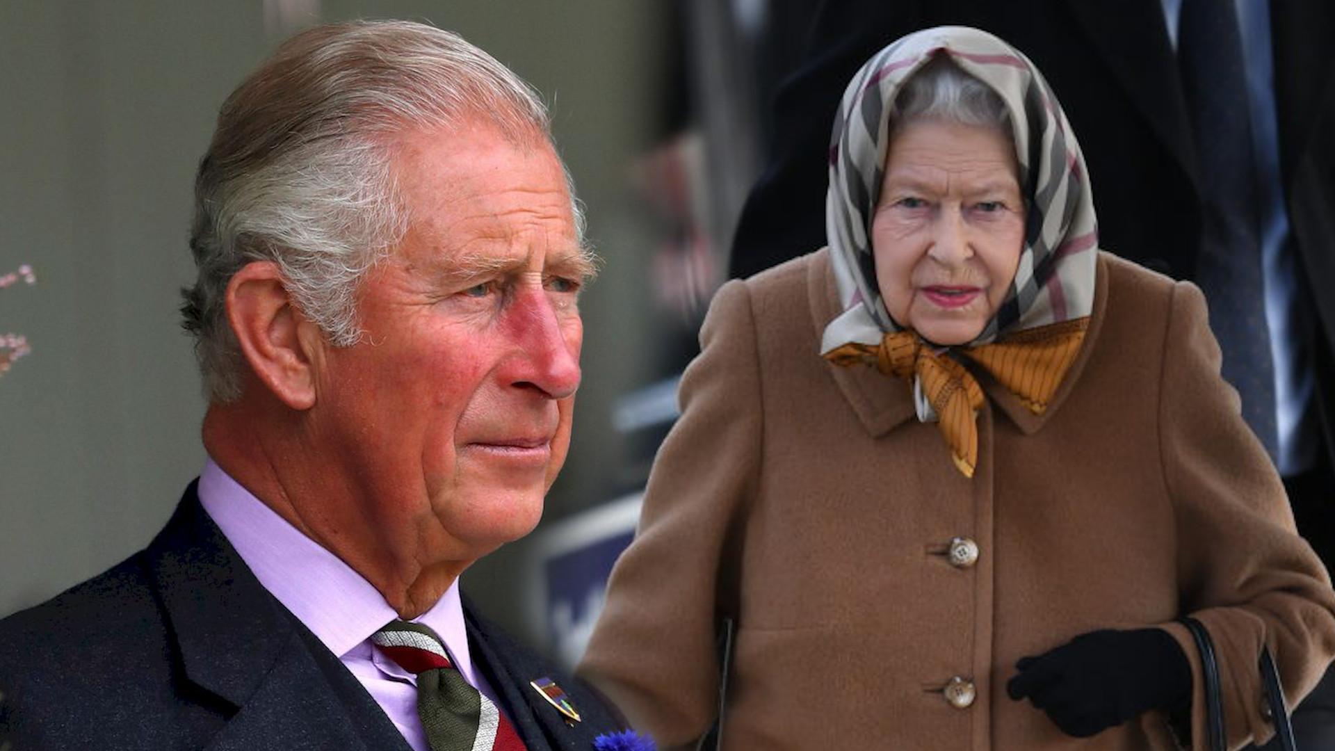 Królowa Elżbieta II też może mieć KORONAWIRUSA?