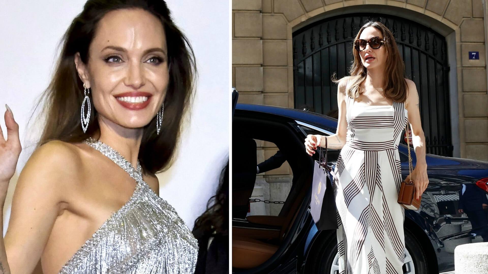 Posądzali ją o anoreksję, a tymczasem Angelina…