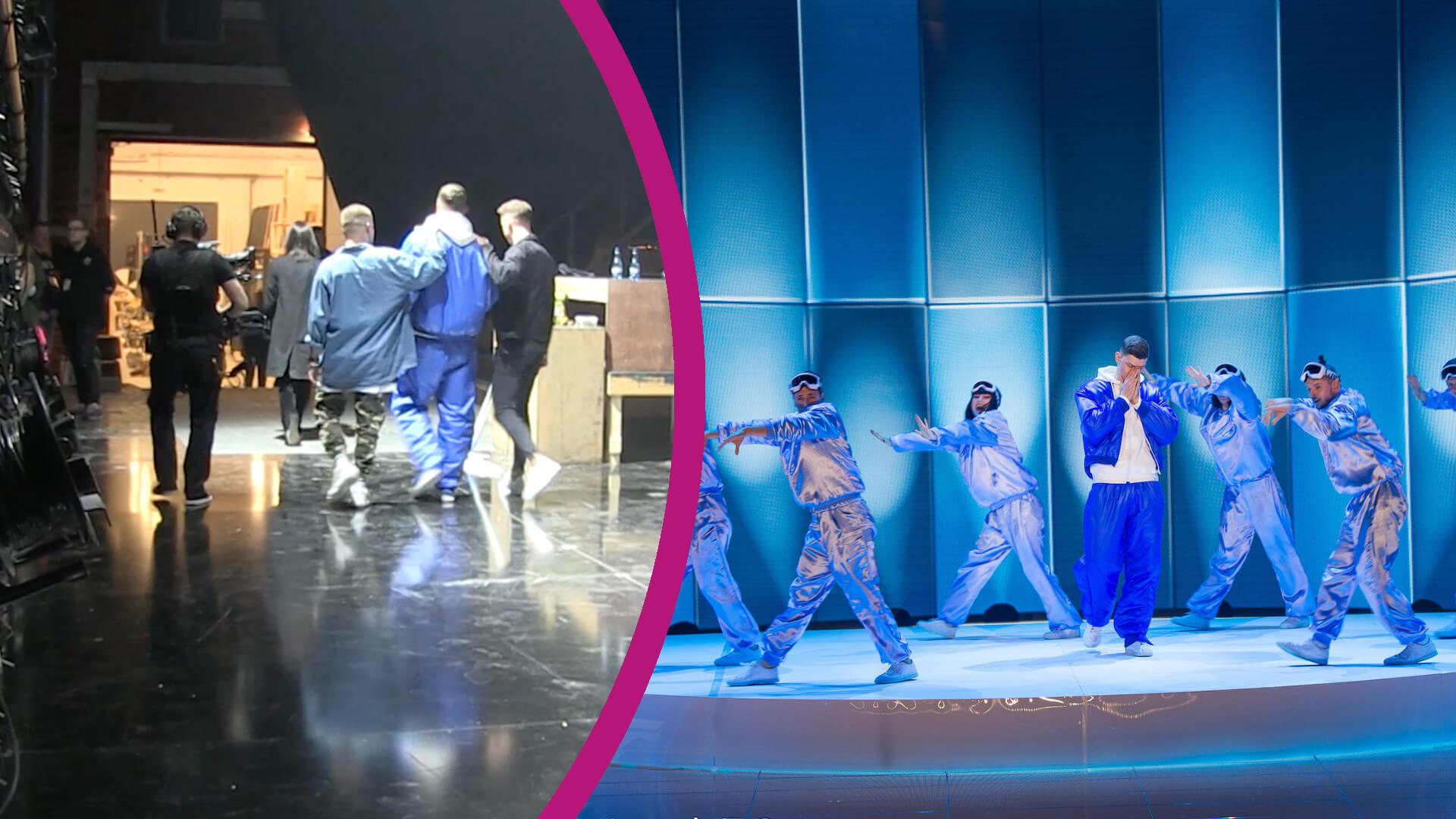 """Wielkie emocje w """"Dance Dance Dance"""". Uczestnik przerwał występ i wyszedł ze studia!"""