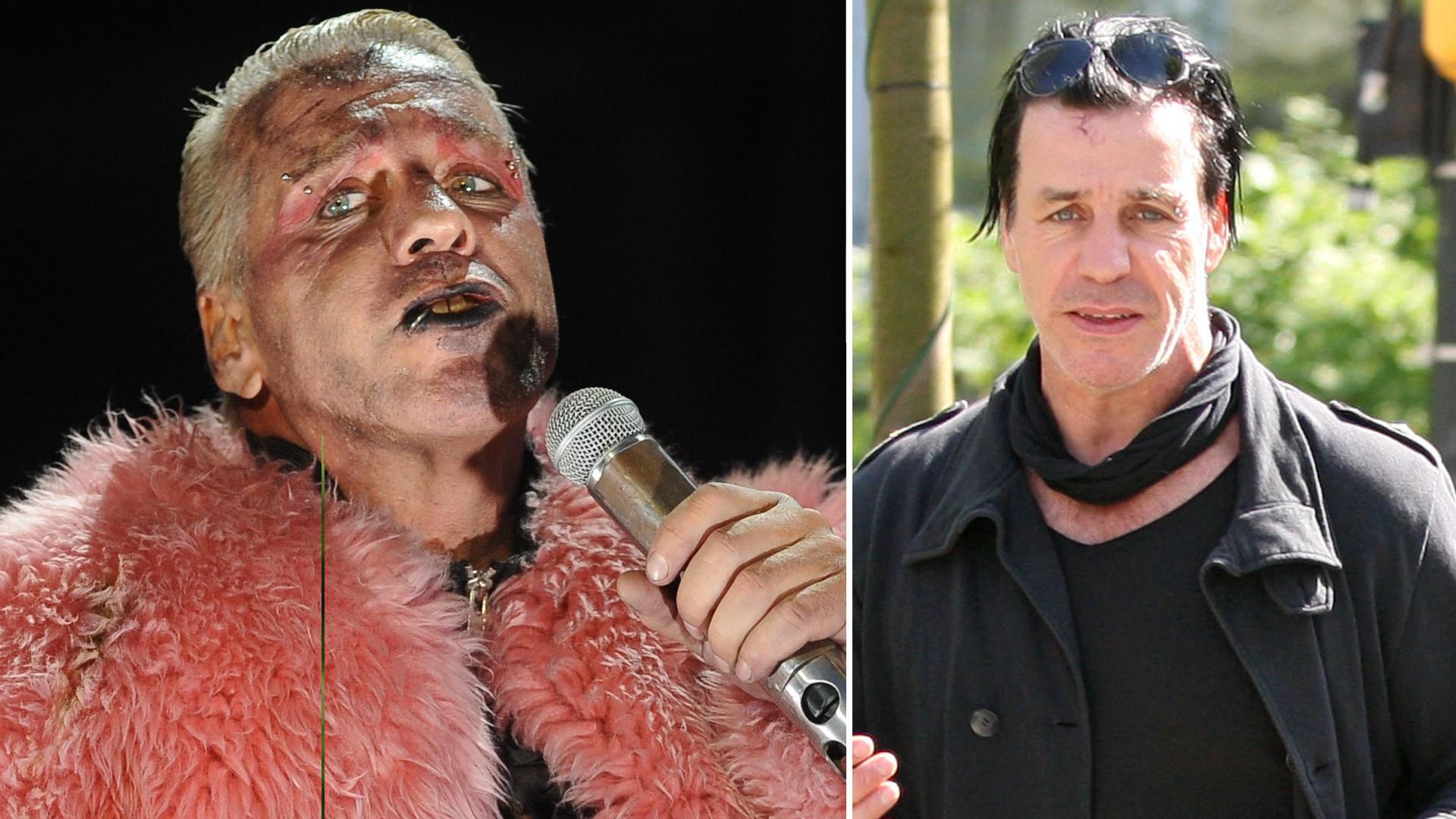 Till Lindemann, wokalista zespołu Rammstein, z koronawirusem trafił do szpitala w krytycznym stanie