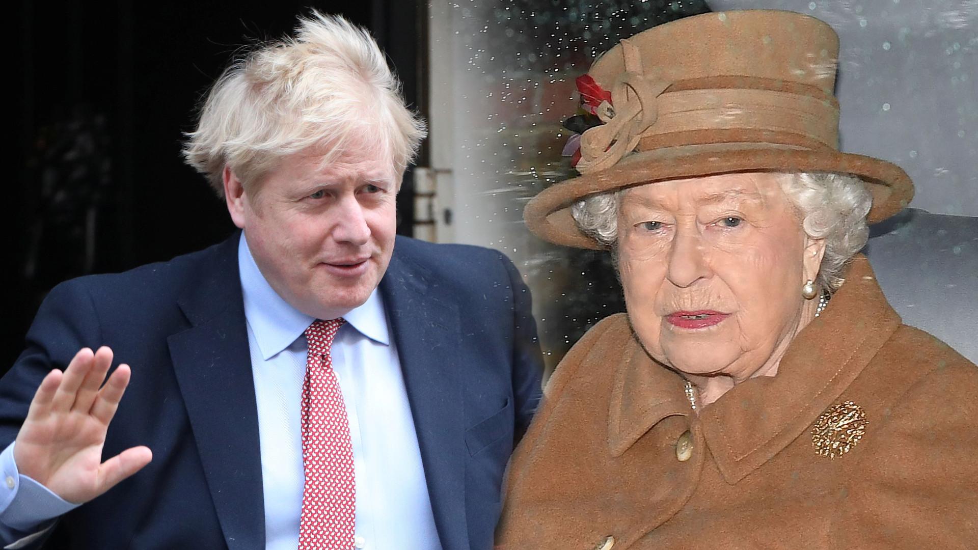 Boris Johnson MÓGŁ ZARAZIĆ Królową Elżbietę koronawirusem? Jest OŚWIADCZENIE