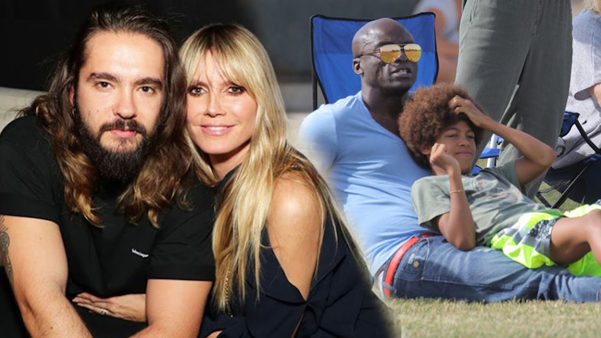 """Heidi Klum uderza w ex męża SEAL'A: """"W końcu mam partnera"""""""