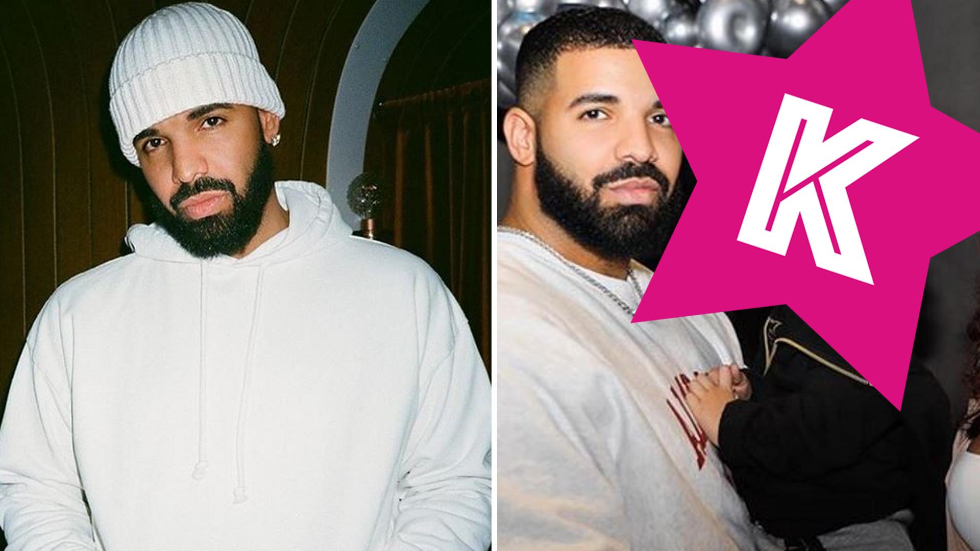 Drake PIERWSZY raz pokazał swojego 2-letniego syna. W ogóle NIE jest podobny do taty