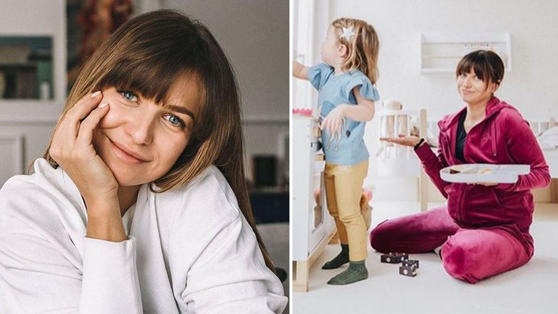Klara Lewandowska ma UROCZY pokoik i własną KUCHNIĘ