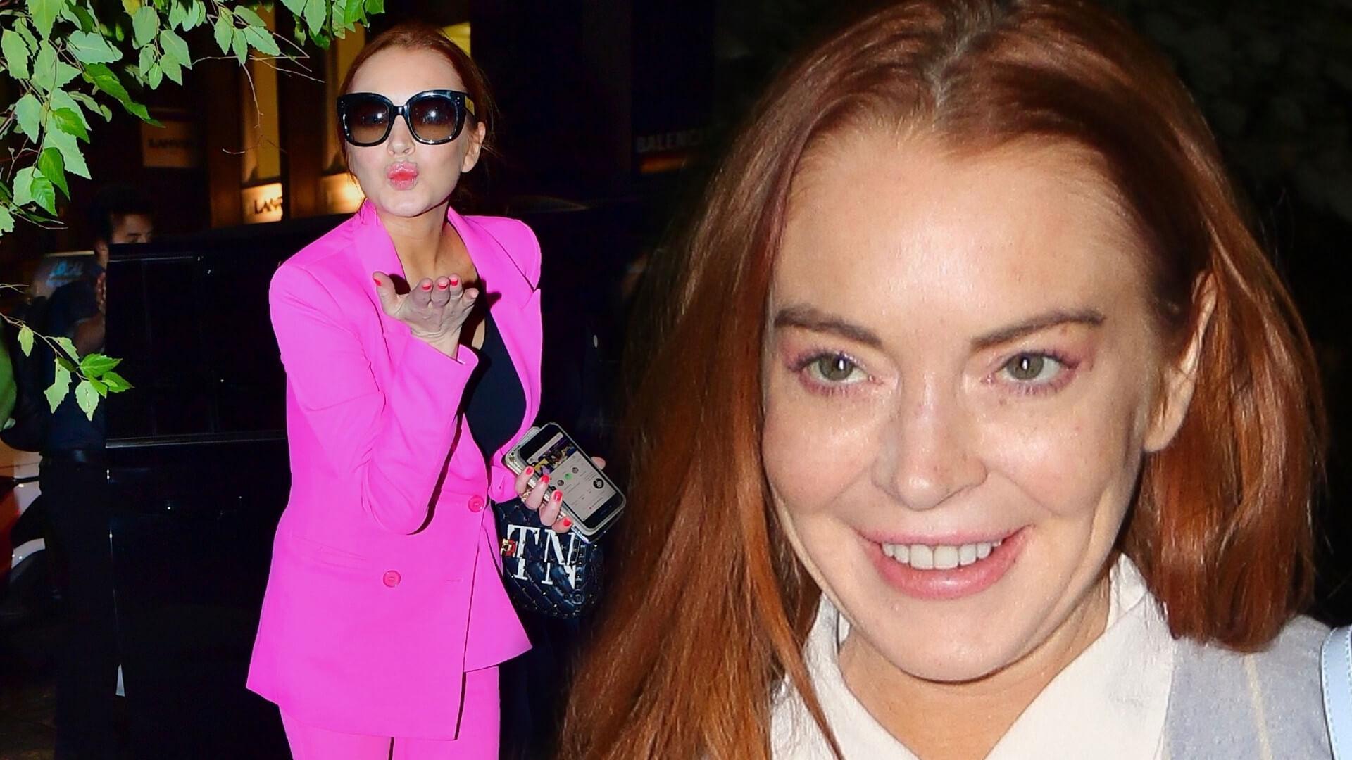 Lindsay Lohan po długiej przerwie powraca do muzyki