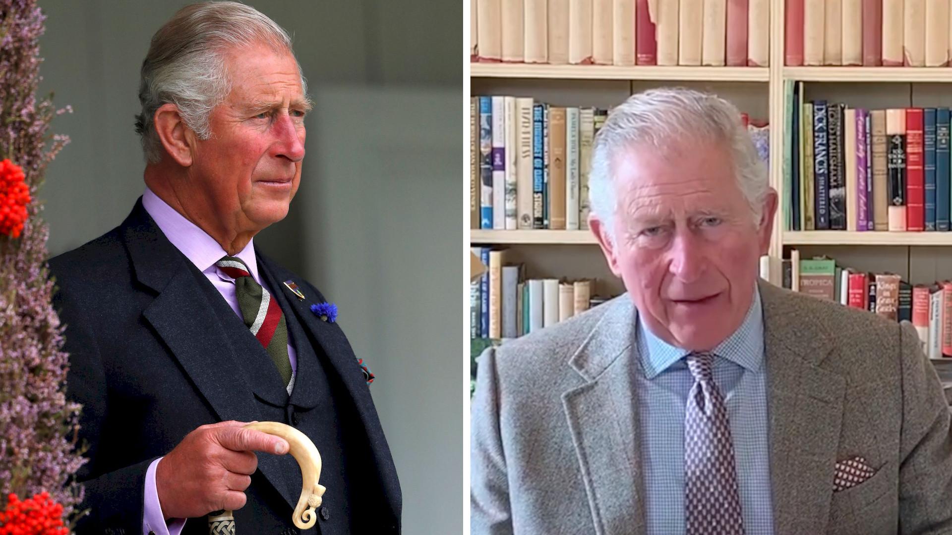 Książę Karol zabrał głos! Jak przechodzi KORONAWIRUSA? (WIDEO)