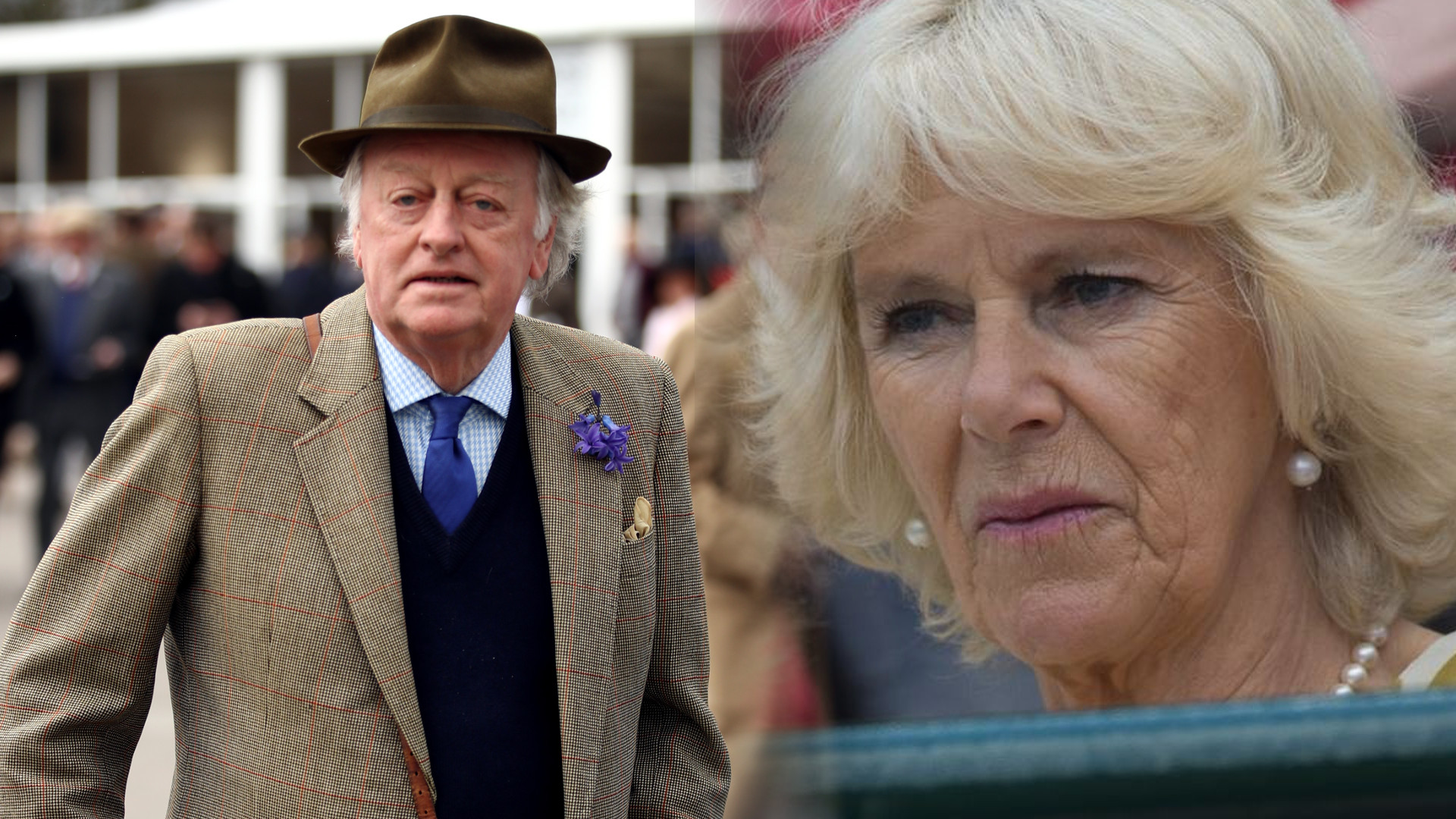 Były mąż księżnej Camilli ma koronawirusa – uczestniczył w tym samym wydarzeniu, co ona