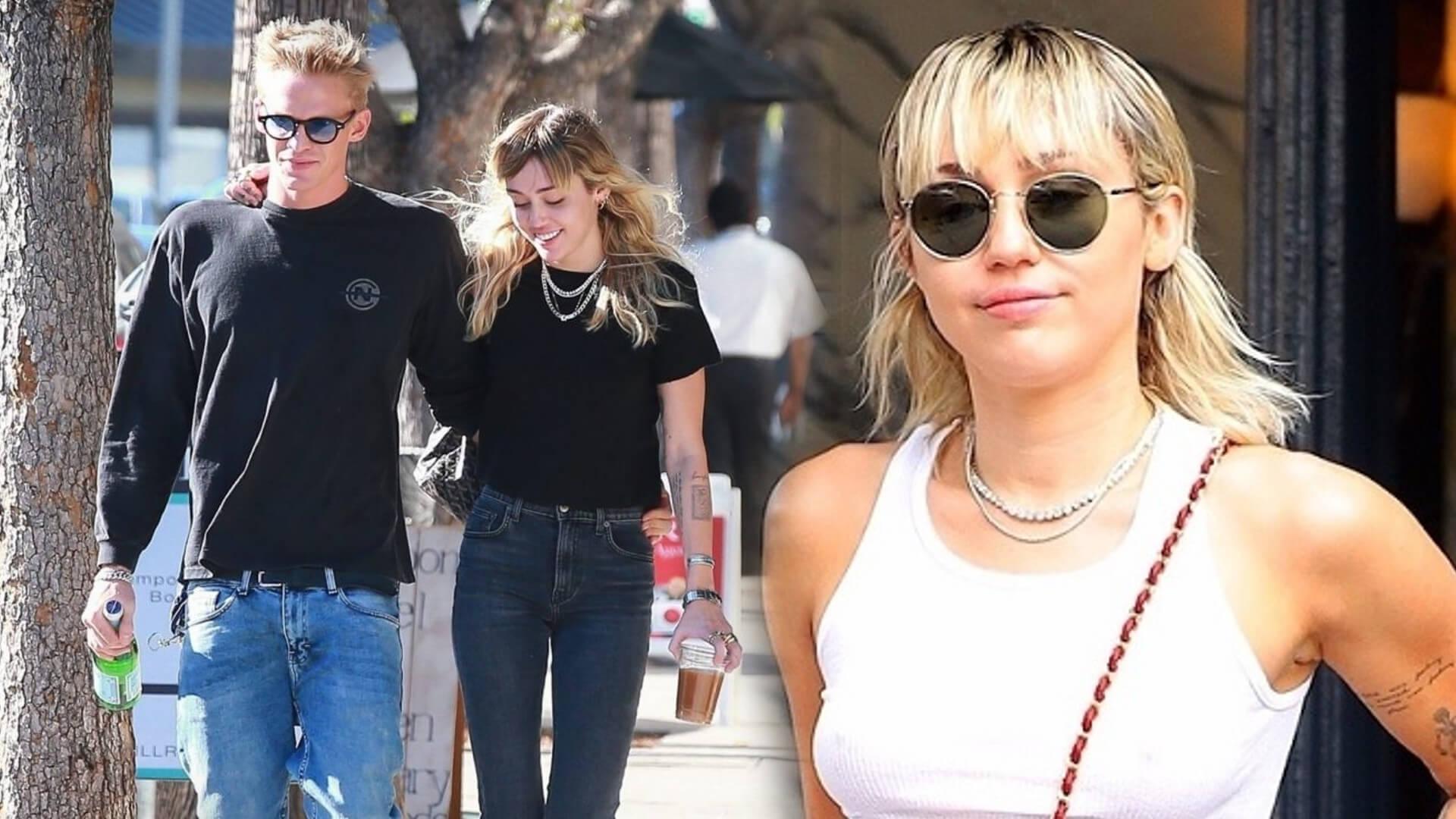 Cody Simpson i Miley Cyrus są parą od pół roku – Wokalista przygotował dla ukochanej coś specjalnego