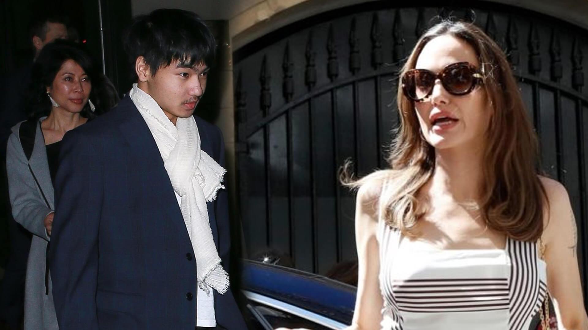 Maddox Jolie-Pitt wrócił z Korei do domu. Co będzie dalej z edukacją nastolatka?
