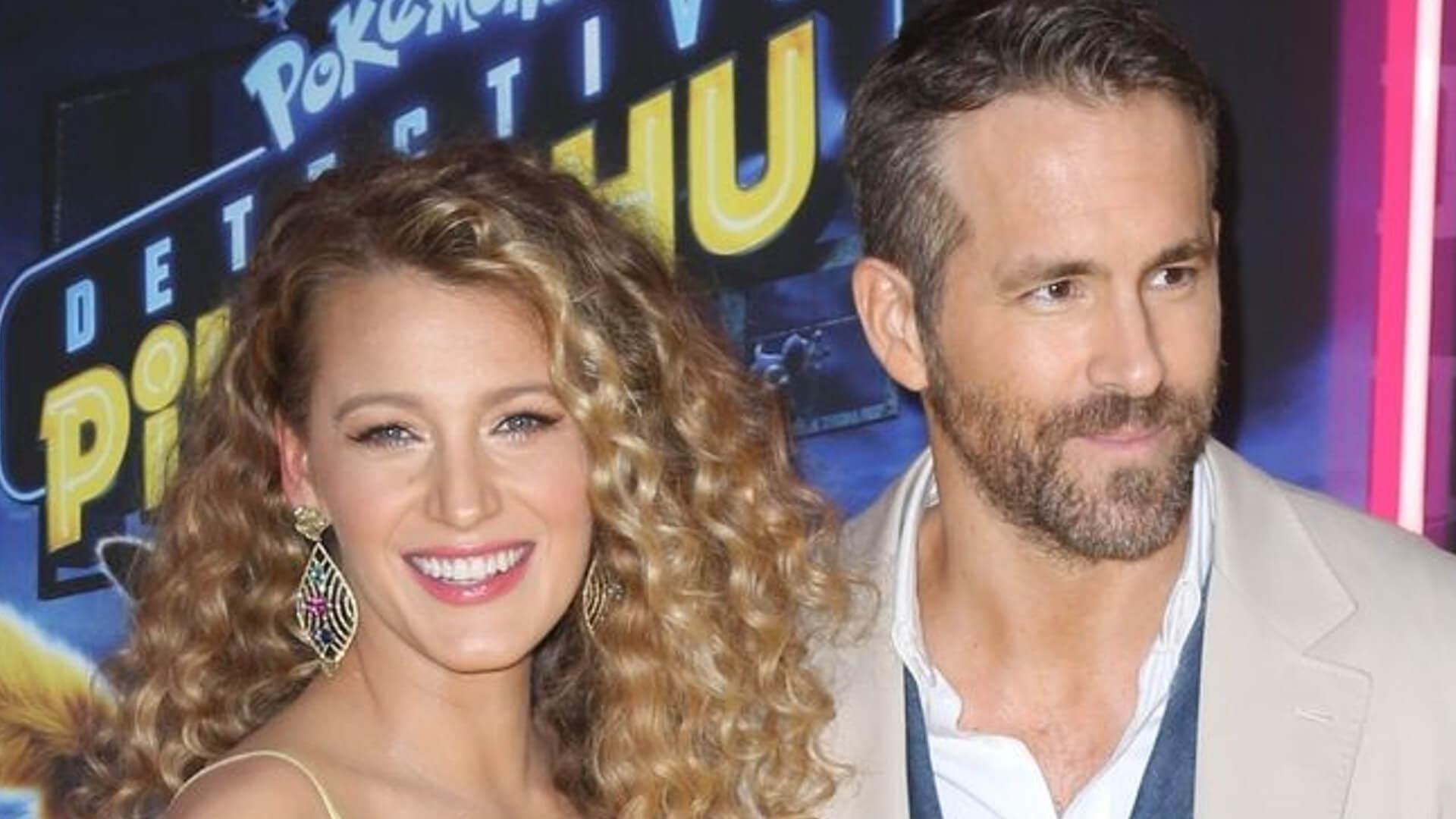 Ryan Reynolds zdradził, jak w jego domu wygląda kwarantanna z Blake i trójką dzieci – nigdy tyle nie wyjawił na temat córek