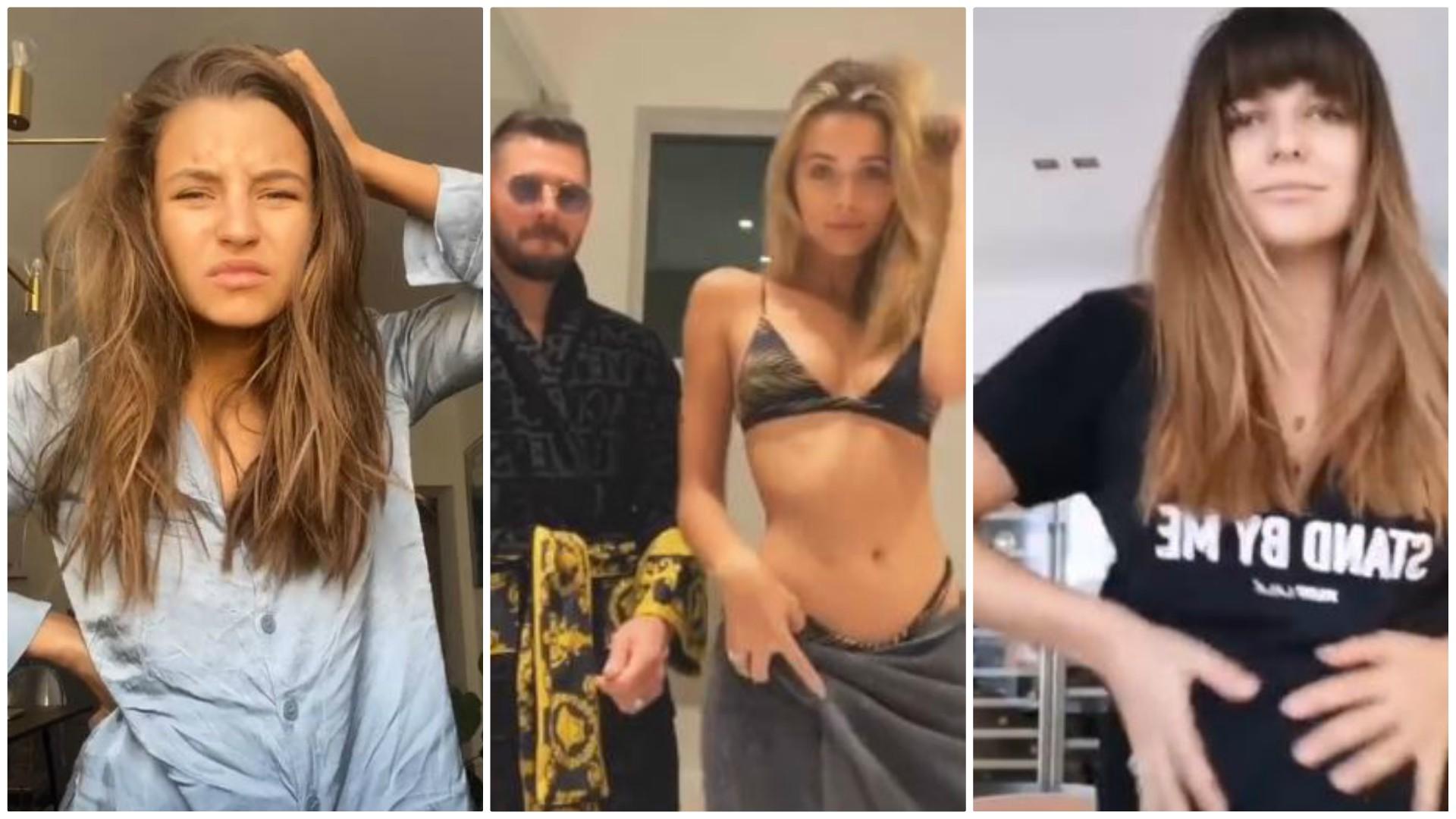 Polskie gwiazdy wygłupiają się na TikToku: Julia Wieniawa, Sandra Kubicka, Marina…