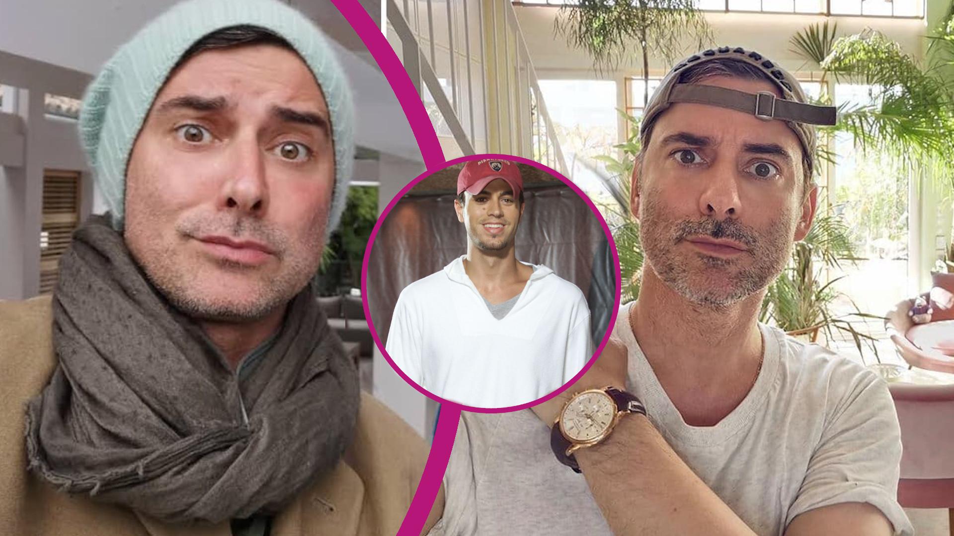 Nastoletni Marcin Tyszka wyglądał jak Enrique Iglesias?