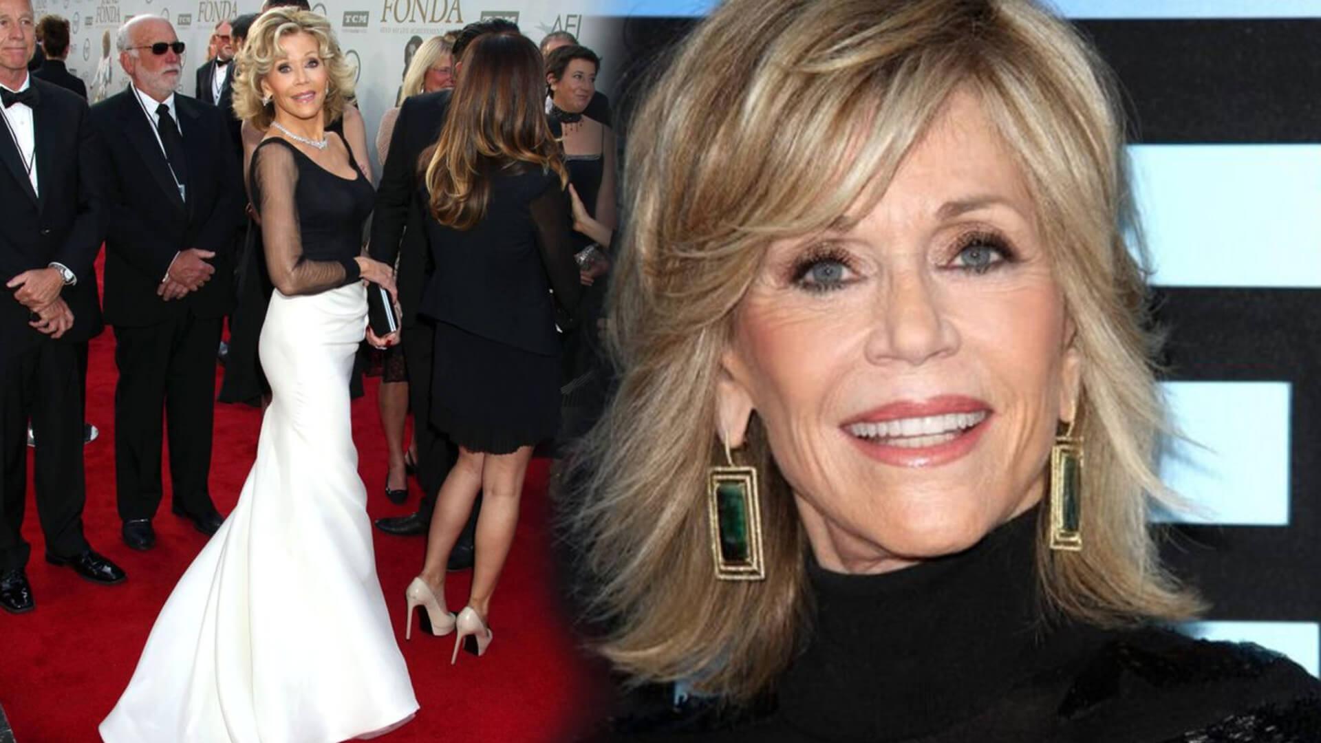 82-letnia Jane Fonda dołączyła do Tik Tok'a. Aktorka odtworzyła kultowy trening z 1982 roku