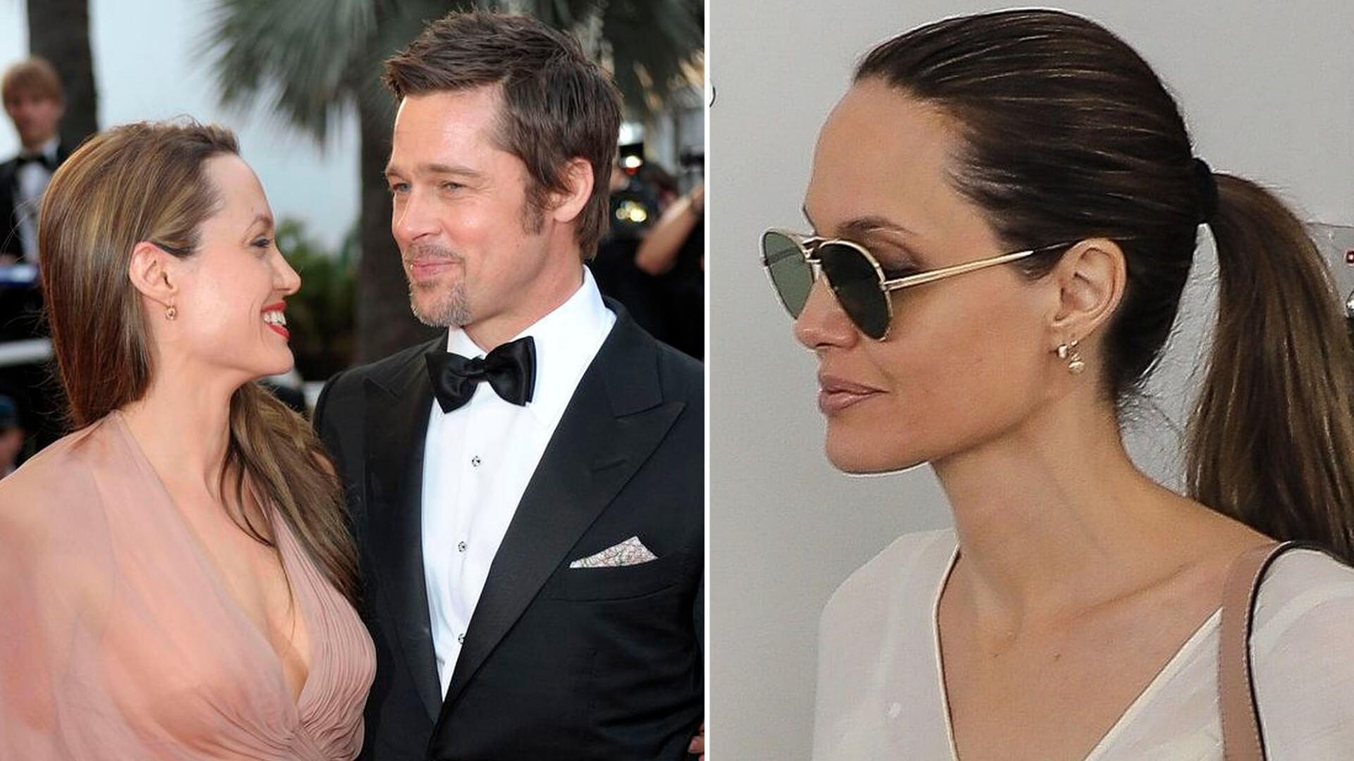 SZOK! Tak Angelina Jolie odbiła Brada Pita Jennifer Aniston