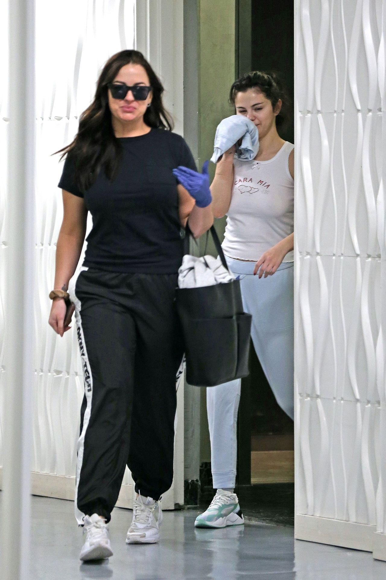 Selena Gomez idzie do lekarza na kwarantannie