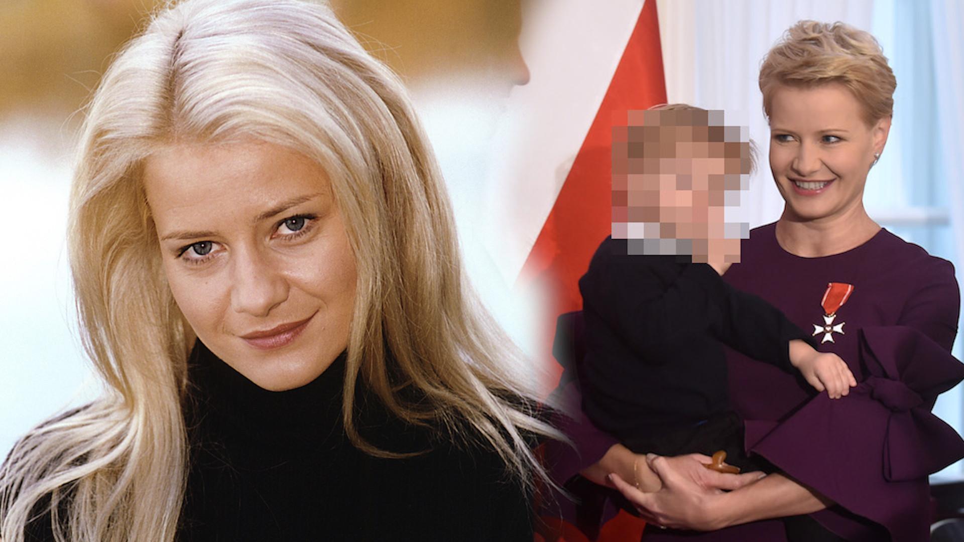 Małgorzata Kożuchowska z milionem na Instagramie! Jak zaczynała karierę? W jednym z pierwszych filmów zatańczyła na RURZE