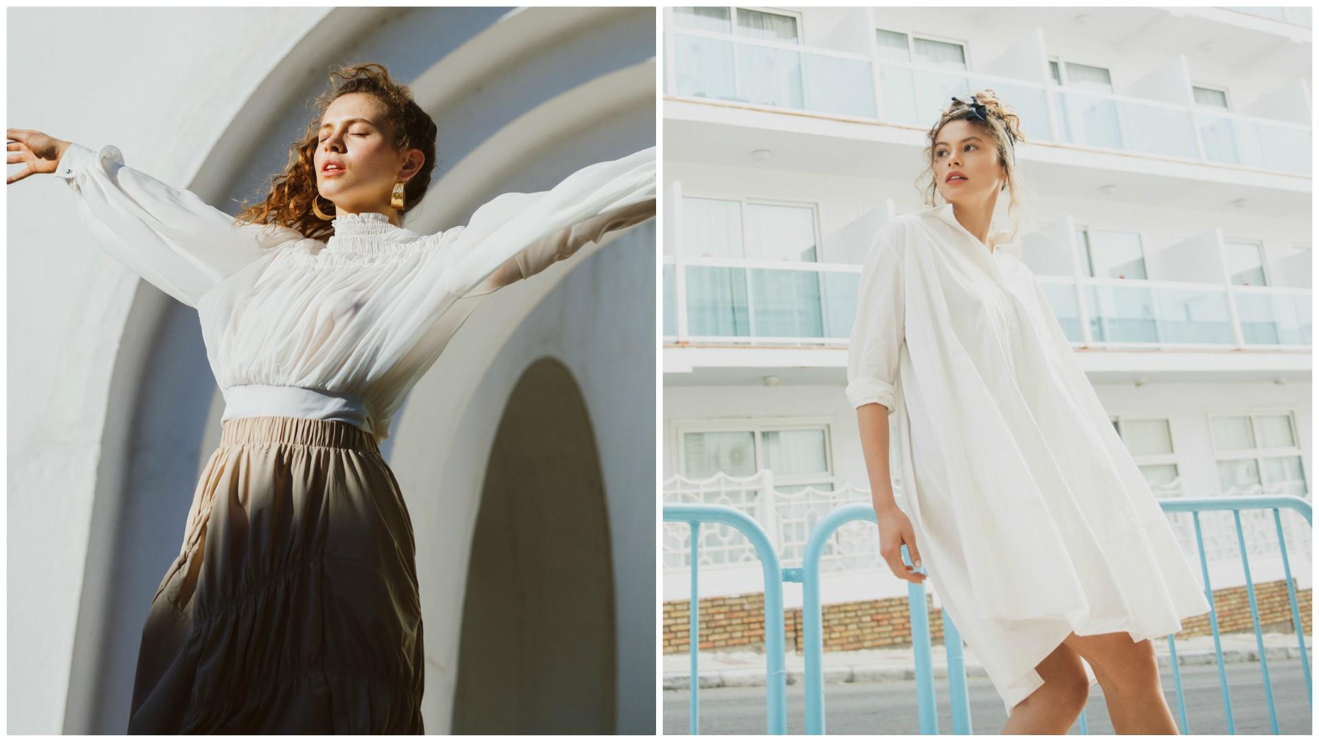 Utalentowana modelka została twarzą nowej kampanii polskiej marki. Ubrania możecie już kupić online