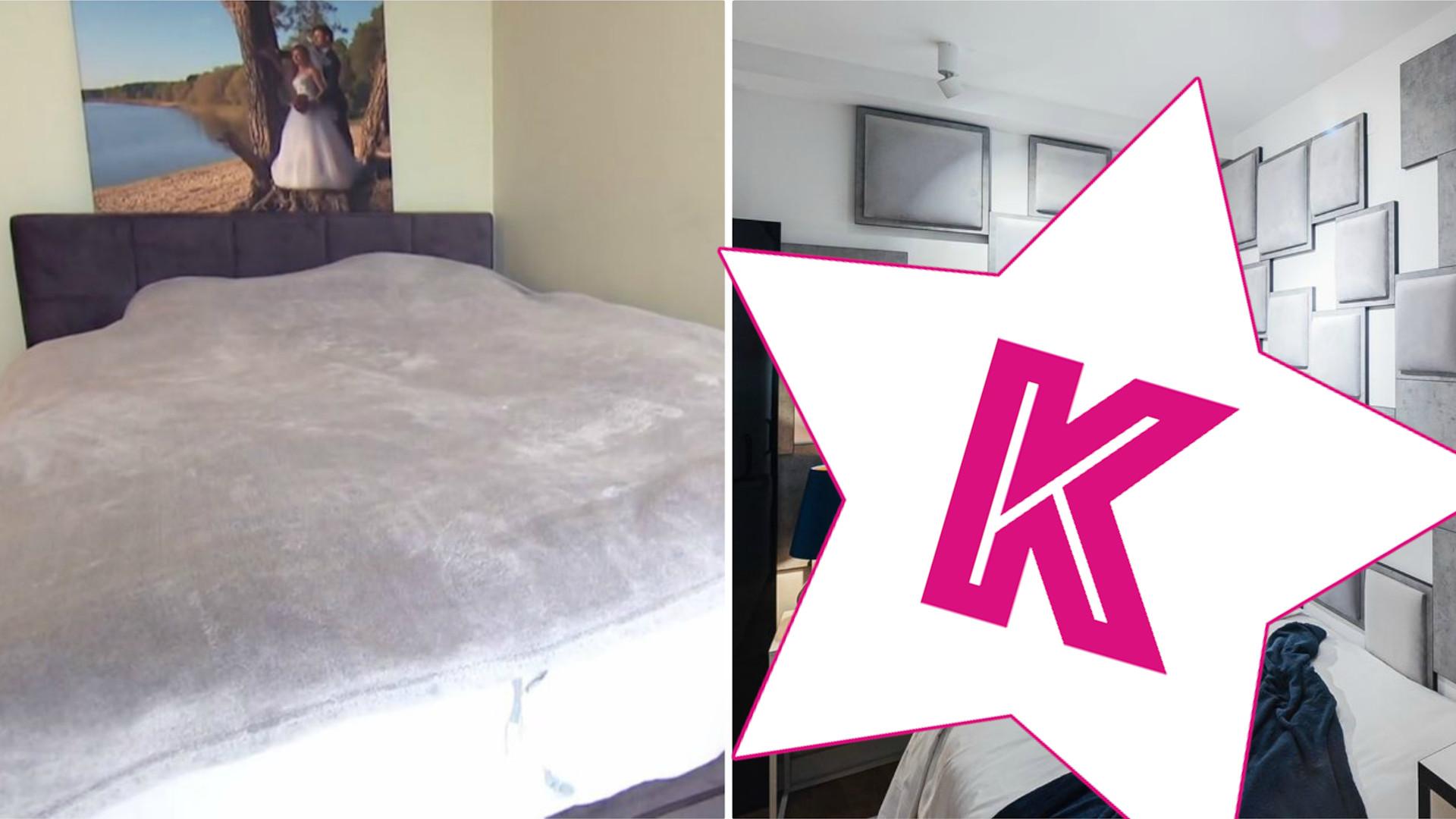 Zrobił żonie niespodziankę. O takiej sypialni MARZYŁA?