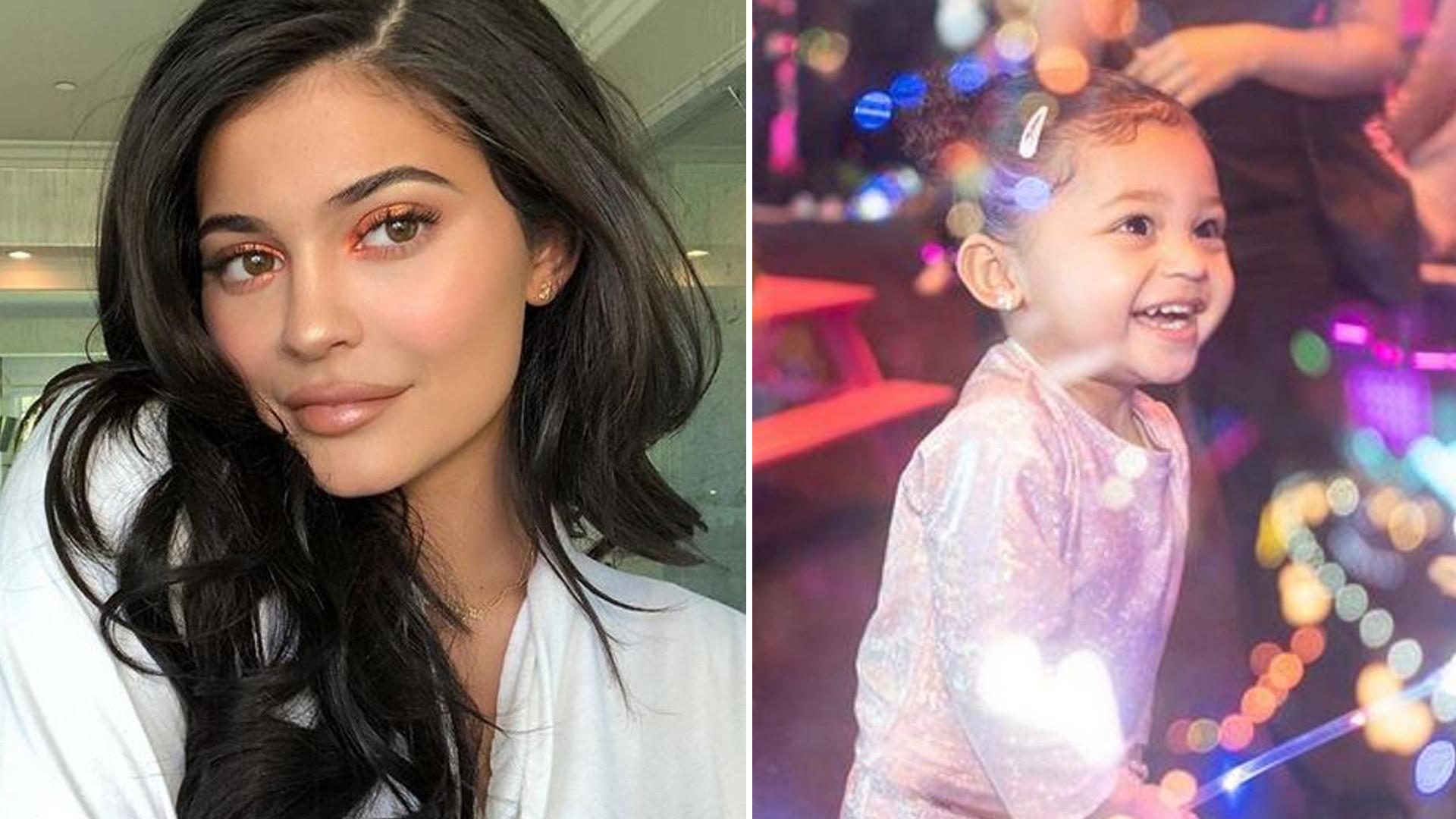 Kylie Jenner zatańczyła na TikToku z córką Stormi