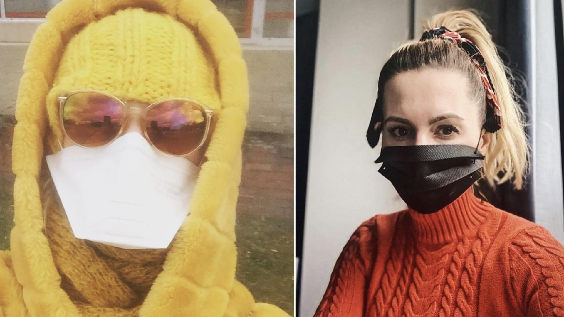 Polscy celebryci pozują w maseczkach – nowy krzyk mody, czy troska o zdrowie?