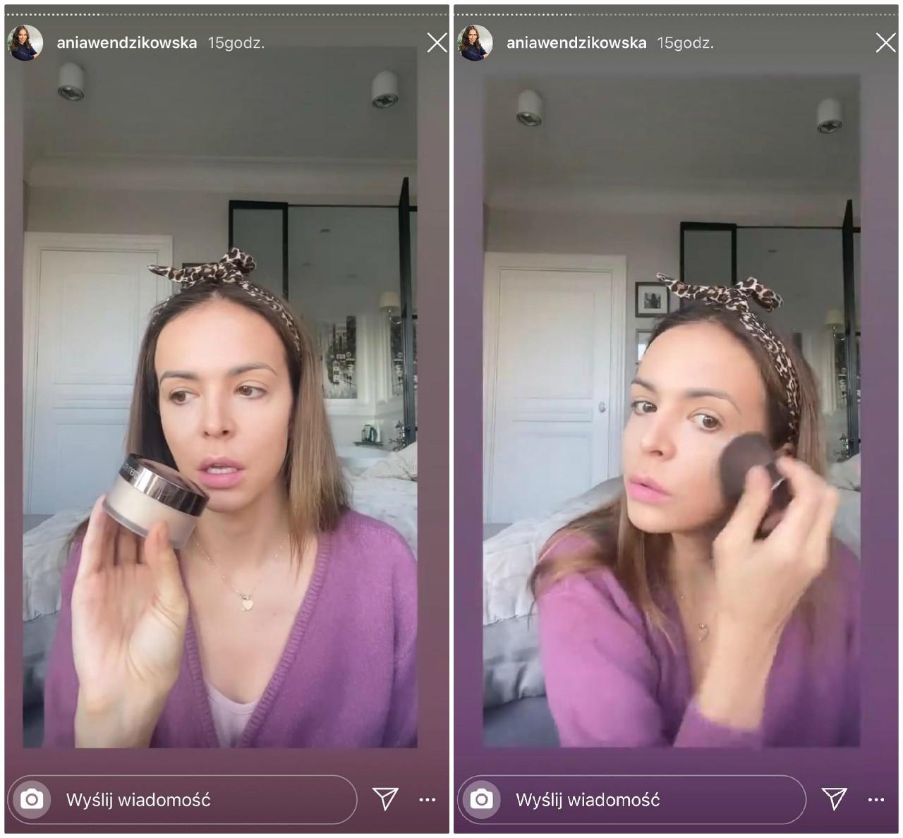 Anna Wendzikowska mówi o ulubionych kosmetykach.