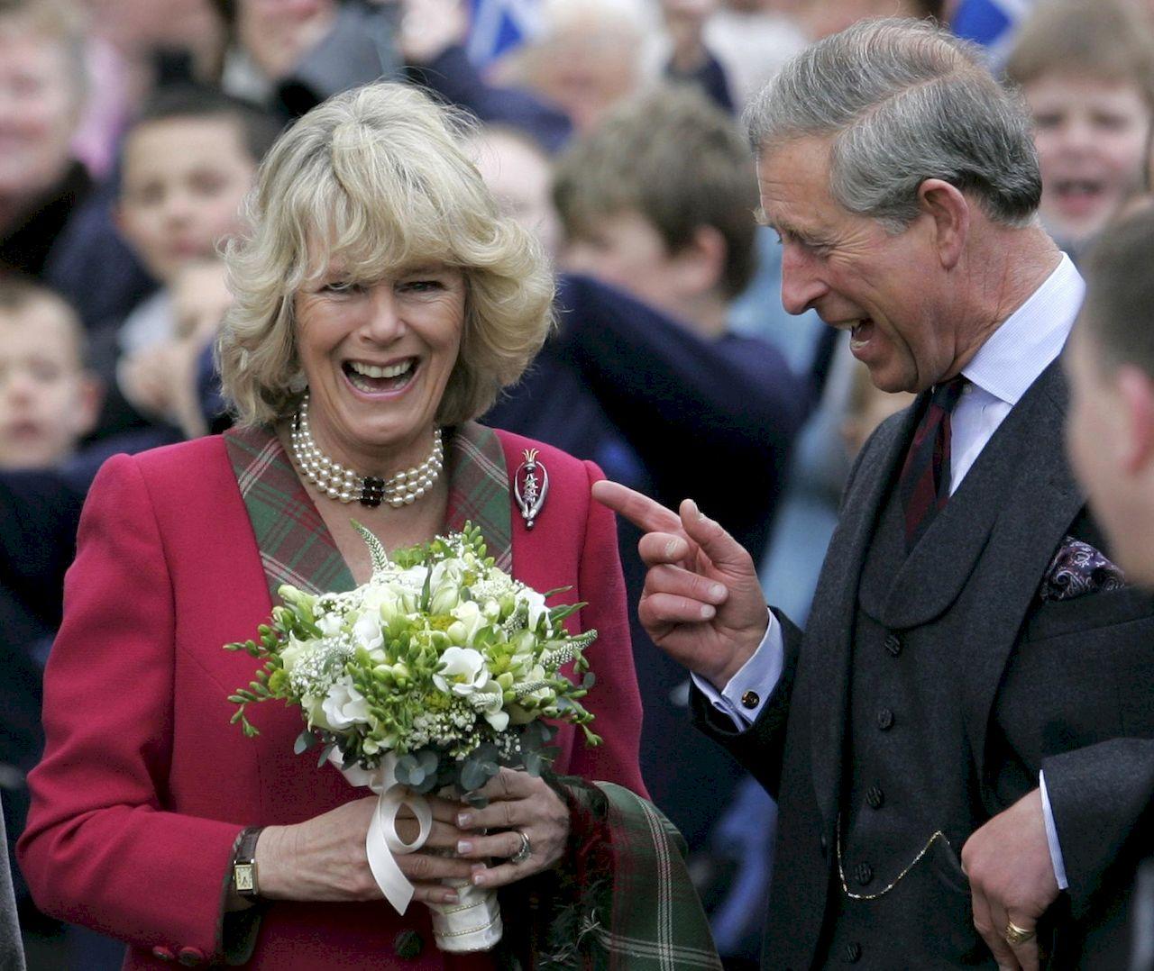 Książę Karol i księżna Camilla obchodzą 15. rocznicę ślubu.