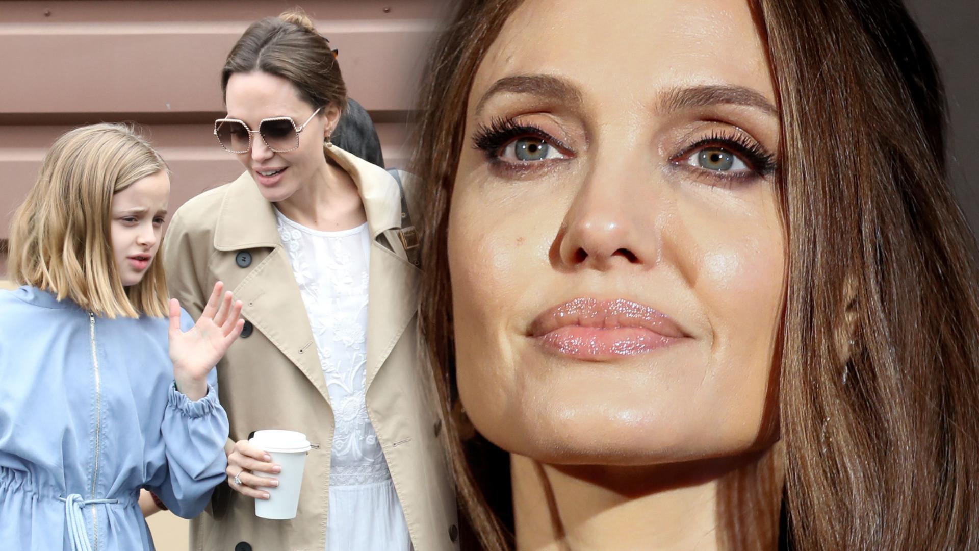 Angelina Jolie OSTRZEGA przed dramatycznymi konsekwencjami izolacji dla dzieci