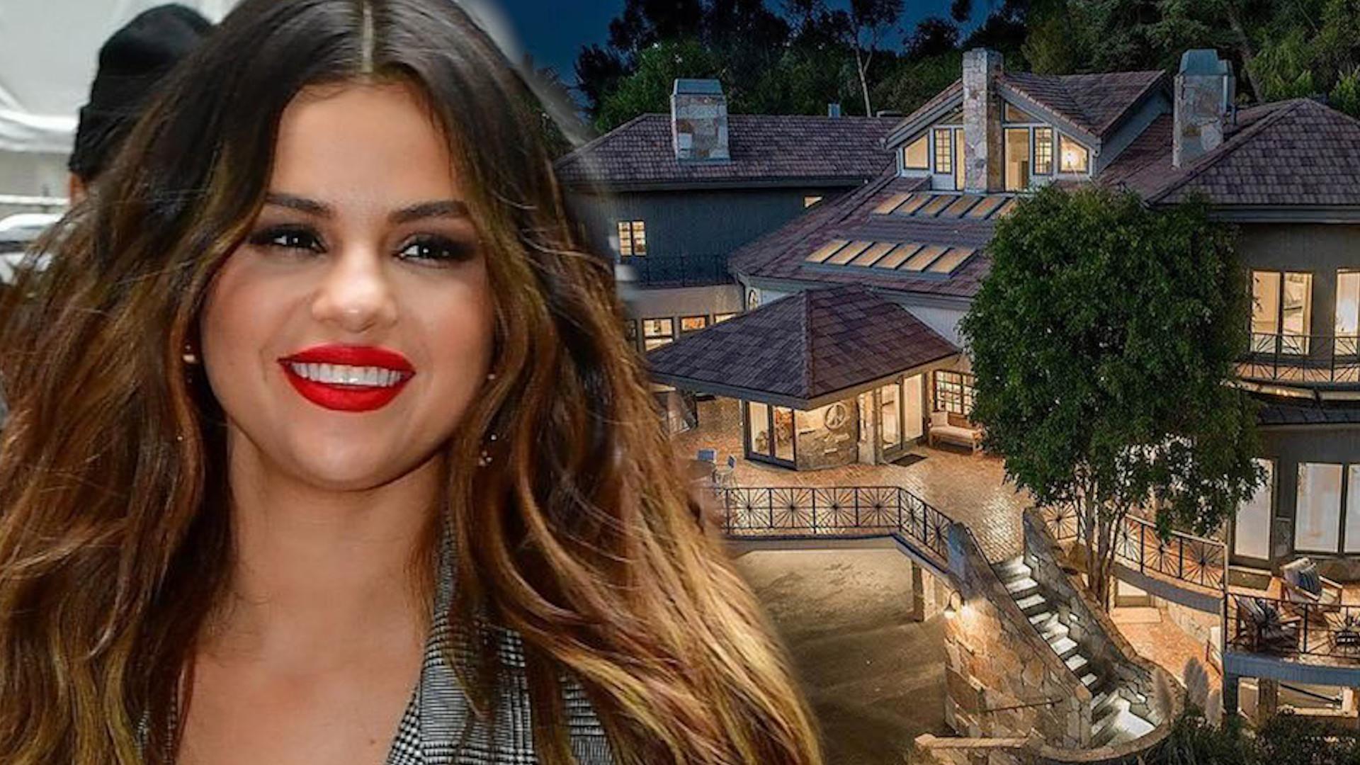 Selena Gomez kupiła posiadłość od znanego muzyka. Ma tam dosłownie WSZYSTKO!  (ZDJĘCIA)
