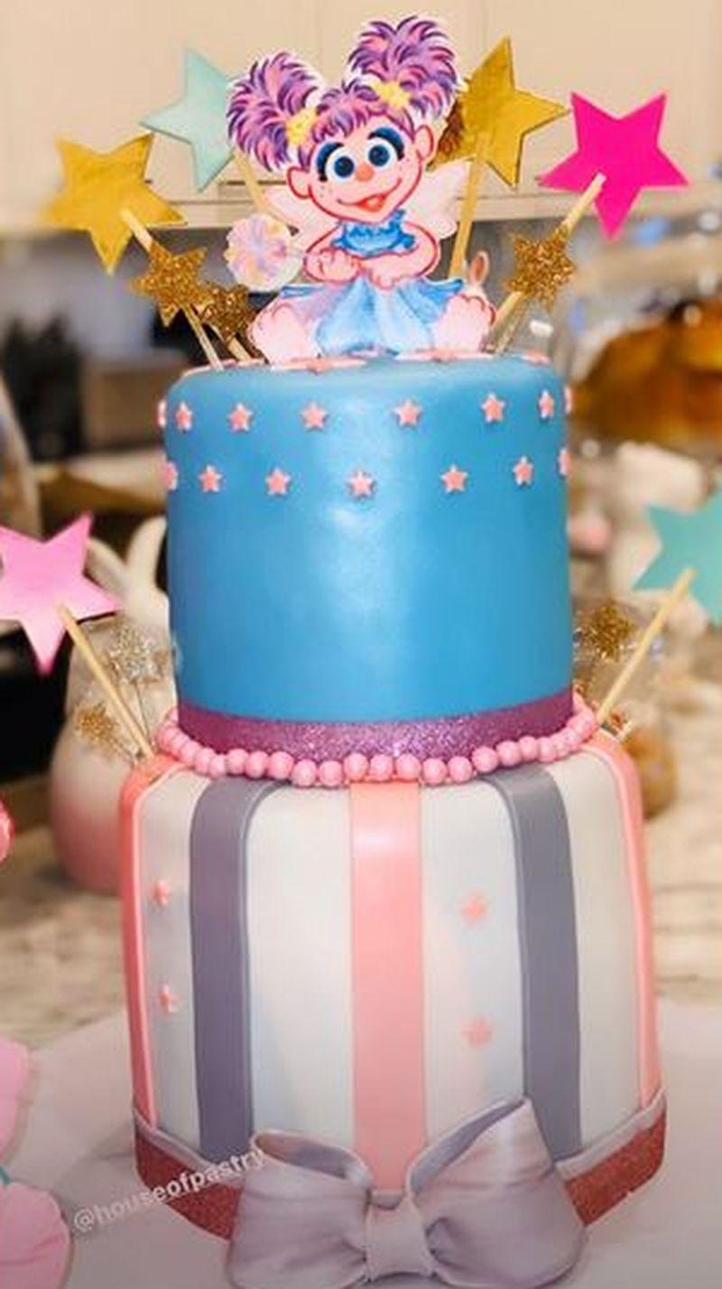 2. urodziny True, córki Khloe Kardashian