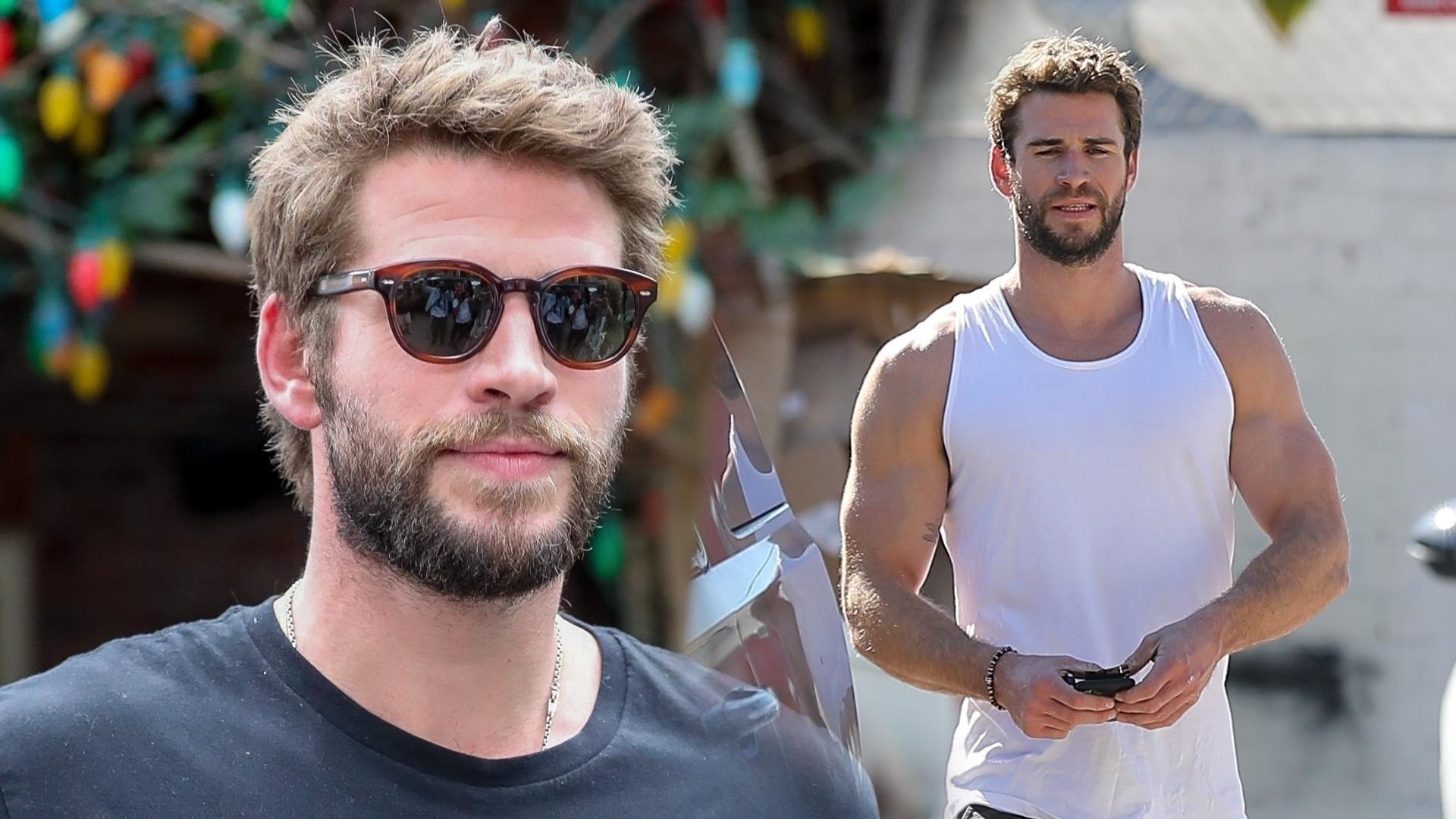 Liam Hemsworth musiał zrezygnować z diety wegańskiej – pojawiły się problemy ze zdrowiem