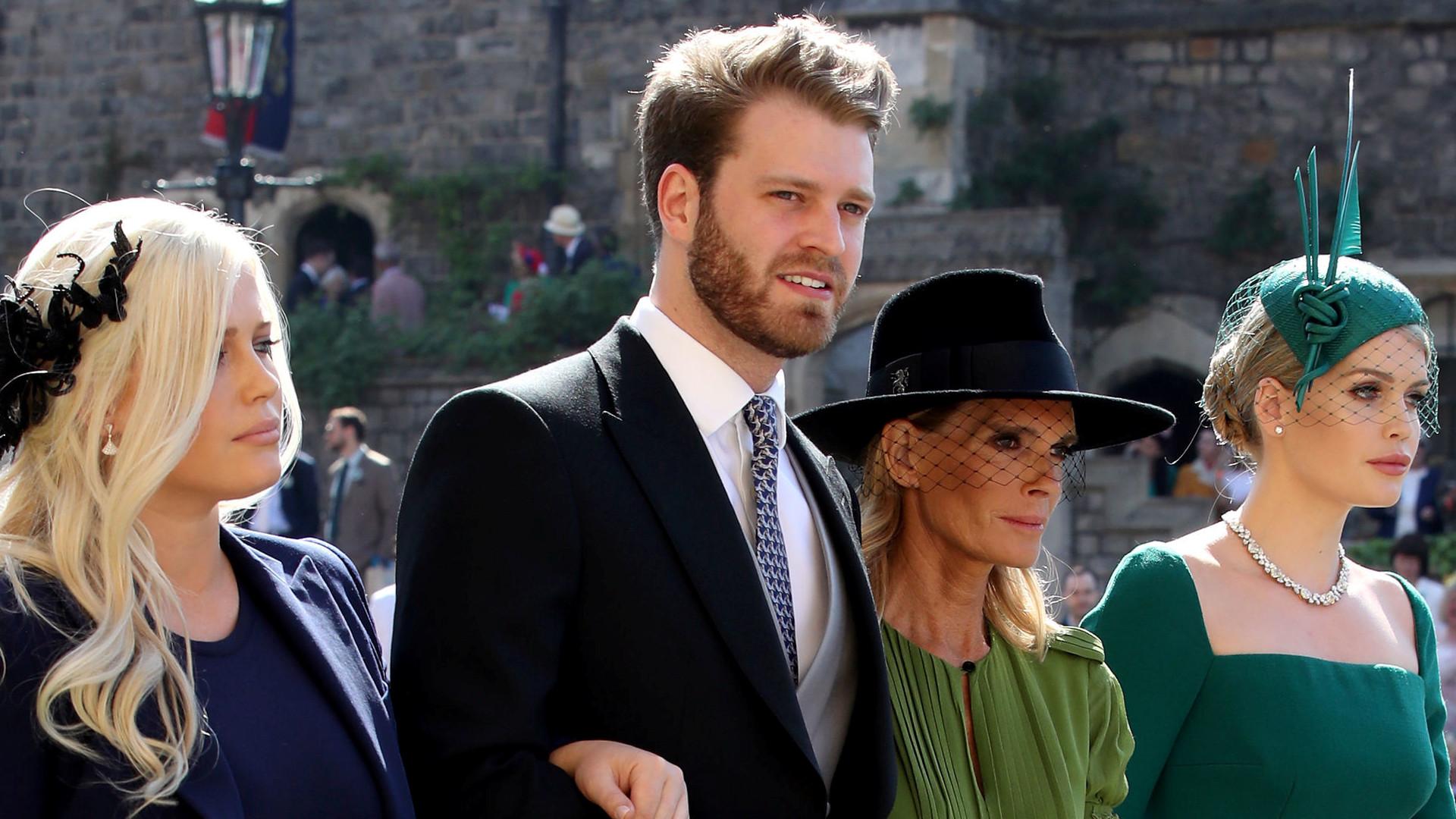 Bratanek księżnej Diany – Louis Spencer jest najprzystojniejszym kawalerem z rodziny królewskiej?