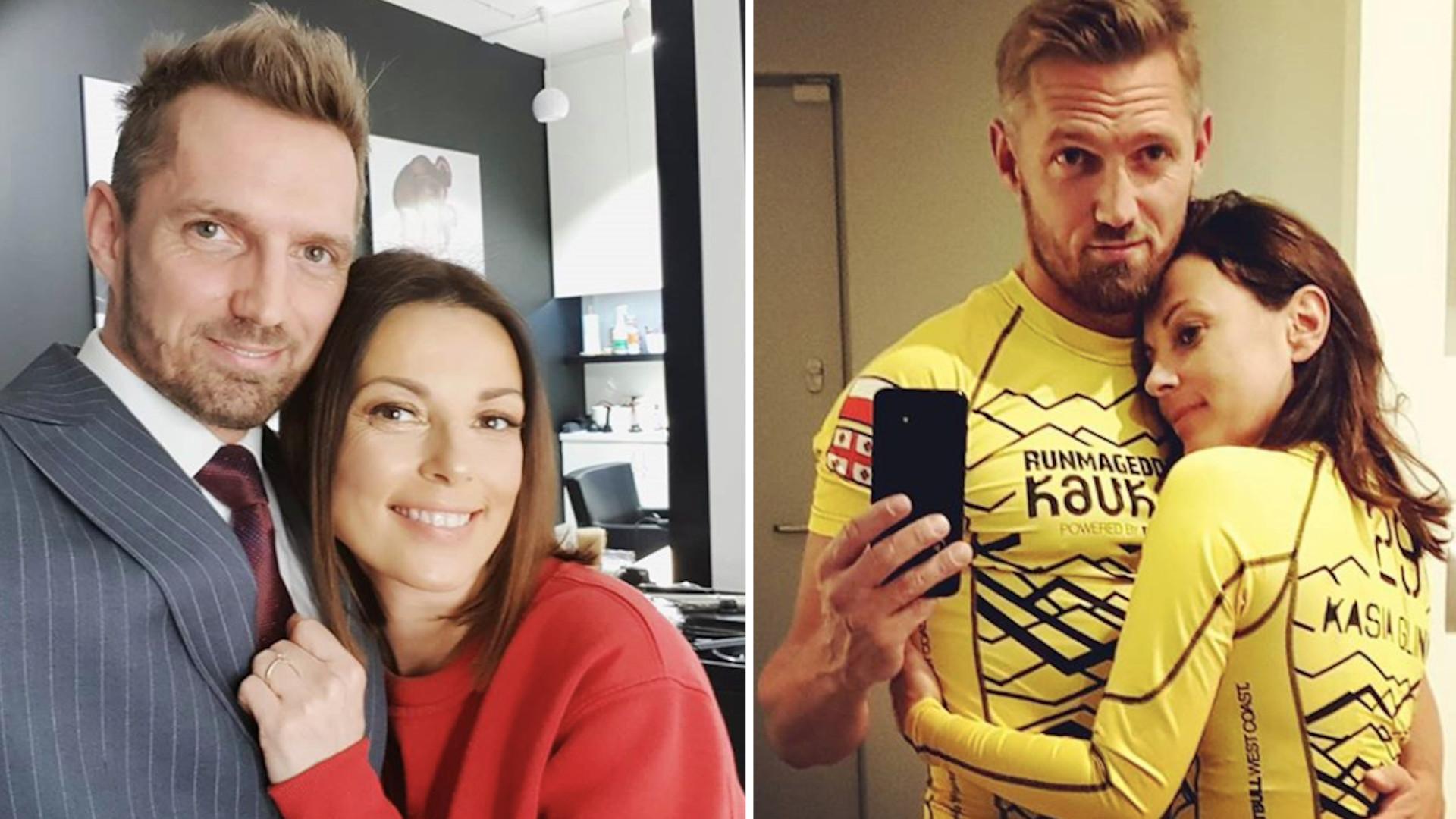 """Narzeczony Katarzyny Glinki wybuchnął na Instagramie: """"OSKARŻAM MEDIA ‼ O SIANIE I PODSYCANIE PANIKI"""""""