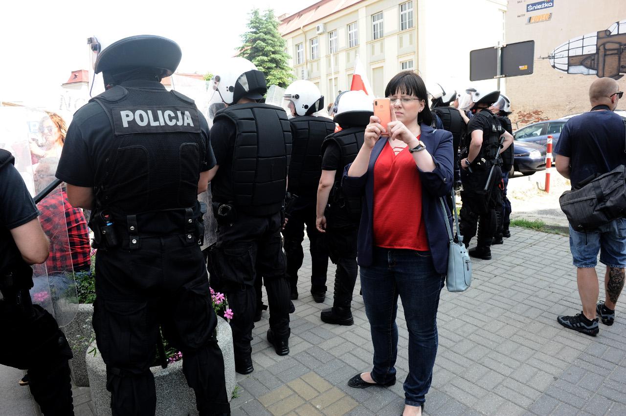 Kaja Godek została oskarżona o zniesławienie przez aktywistów ruchów LGBT