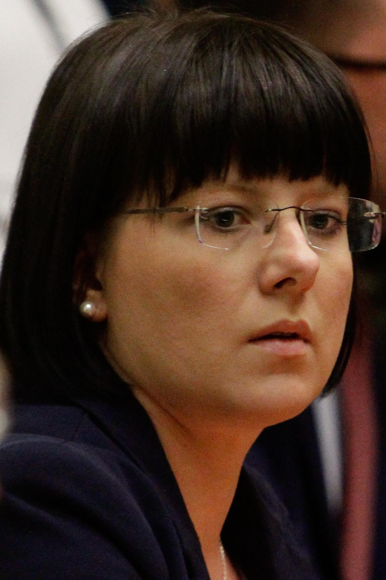 Kaja Godek walczy, by do sejmu wszedł projekt ustawy antyaborcyjnej.