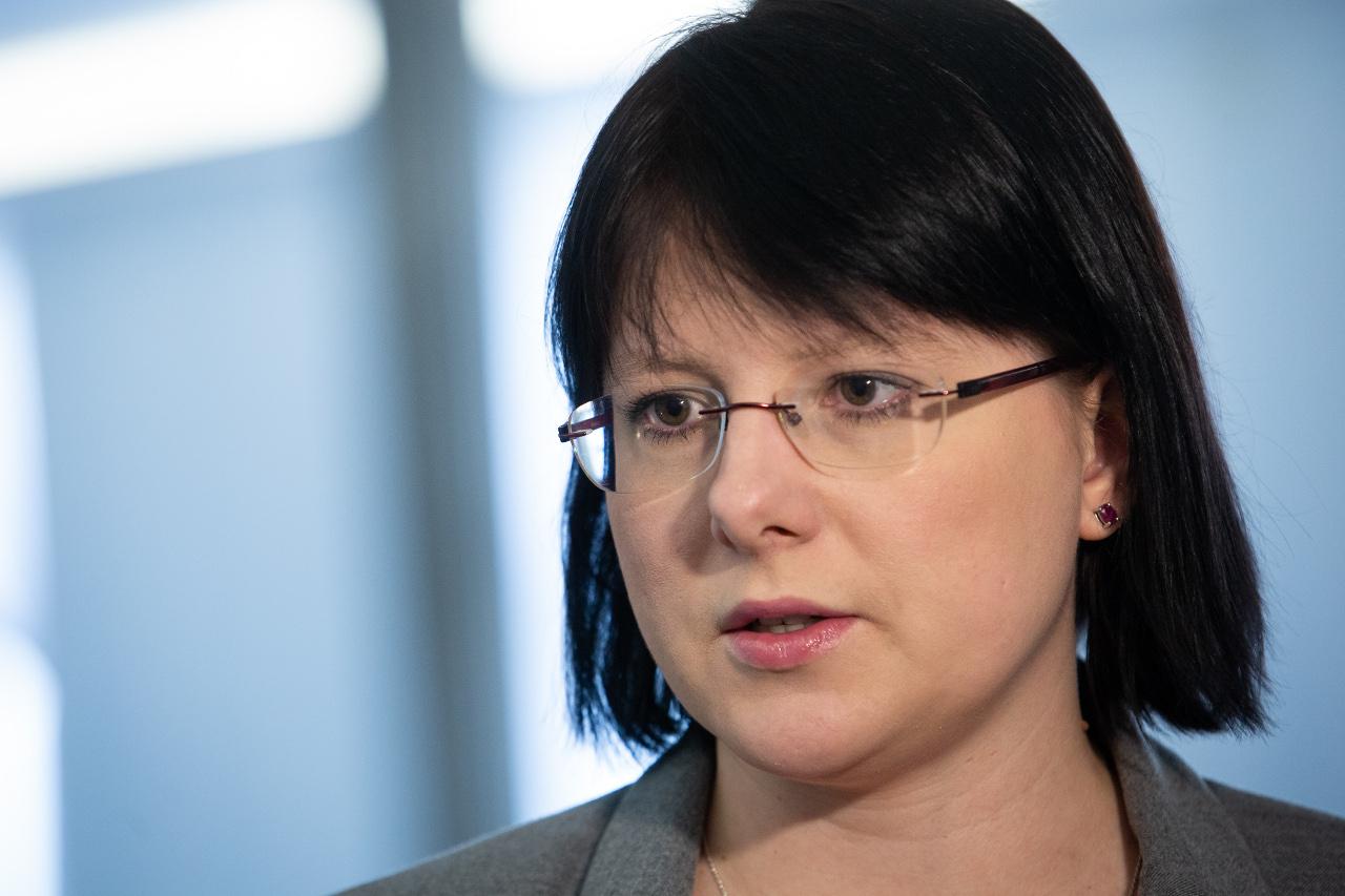 Kaja Godek polska twarz ruchu antyaborcyjneo.