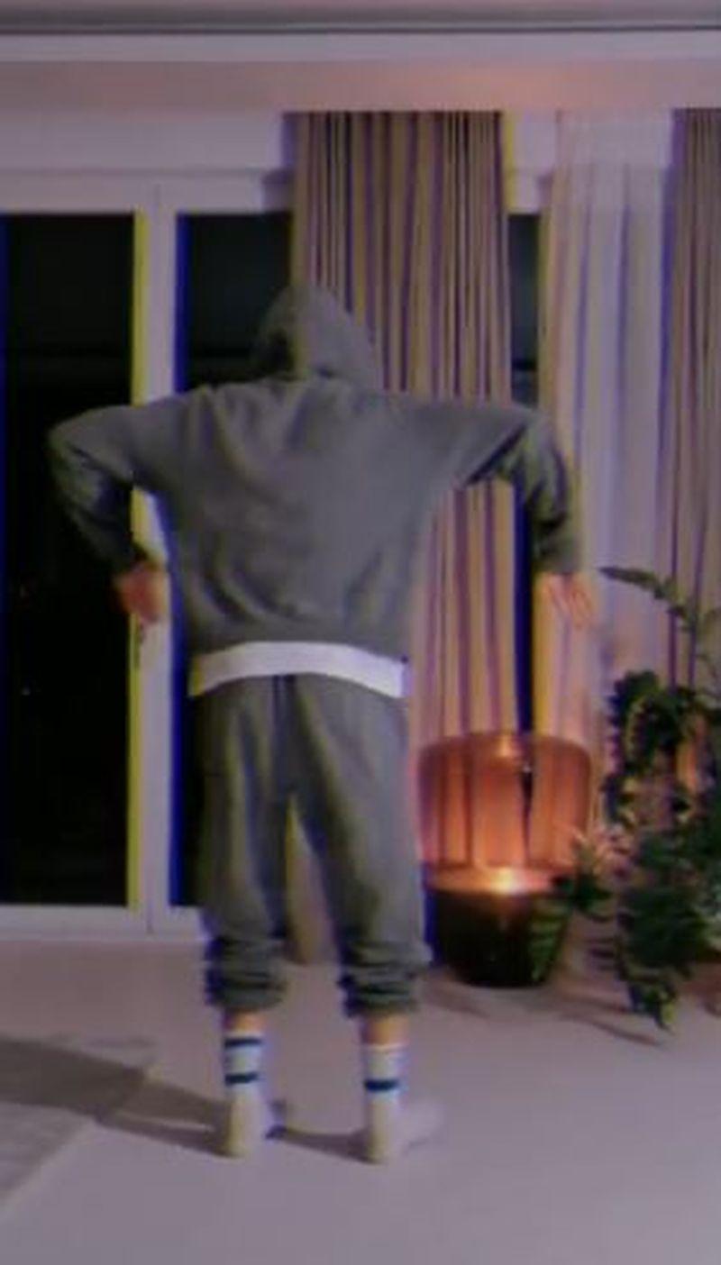 Robert Lewandowski tańczy na TikToku