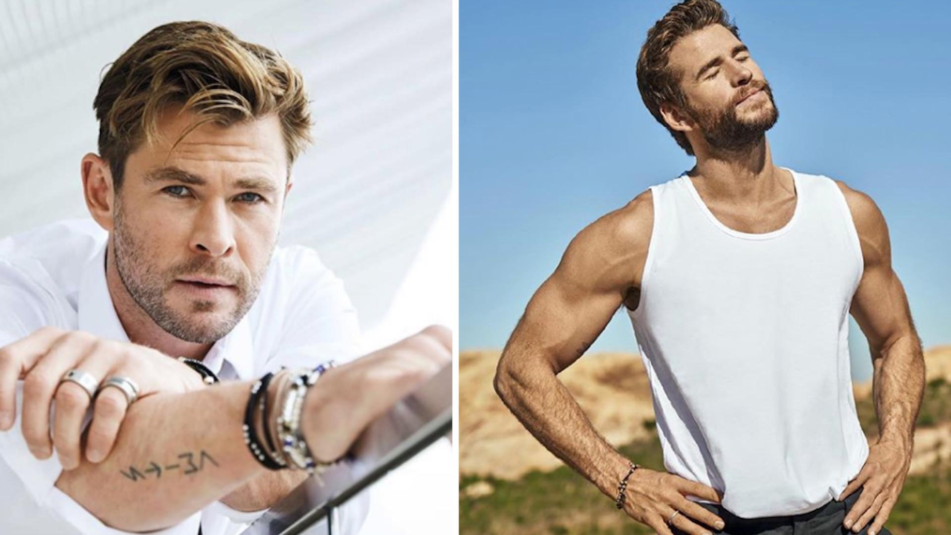 Chris Hemsworth wypowiedział się na temat brata, Liama. Wbił szpilę Miley Cyrus!