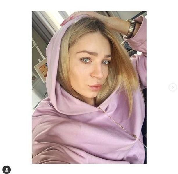 Martyna Gliwińska, źrodło: Instagram celebrytki
