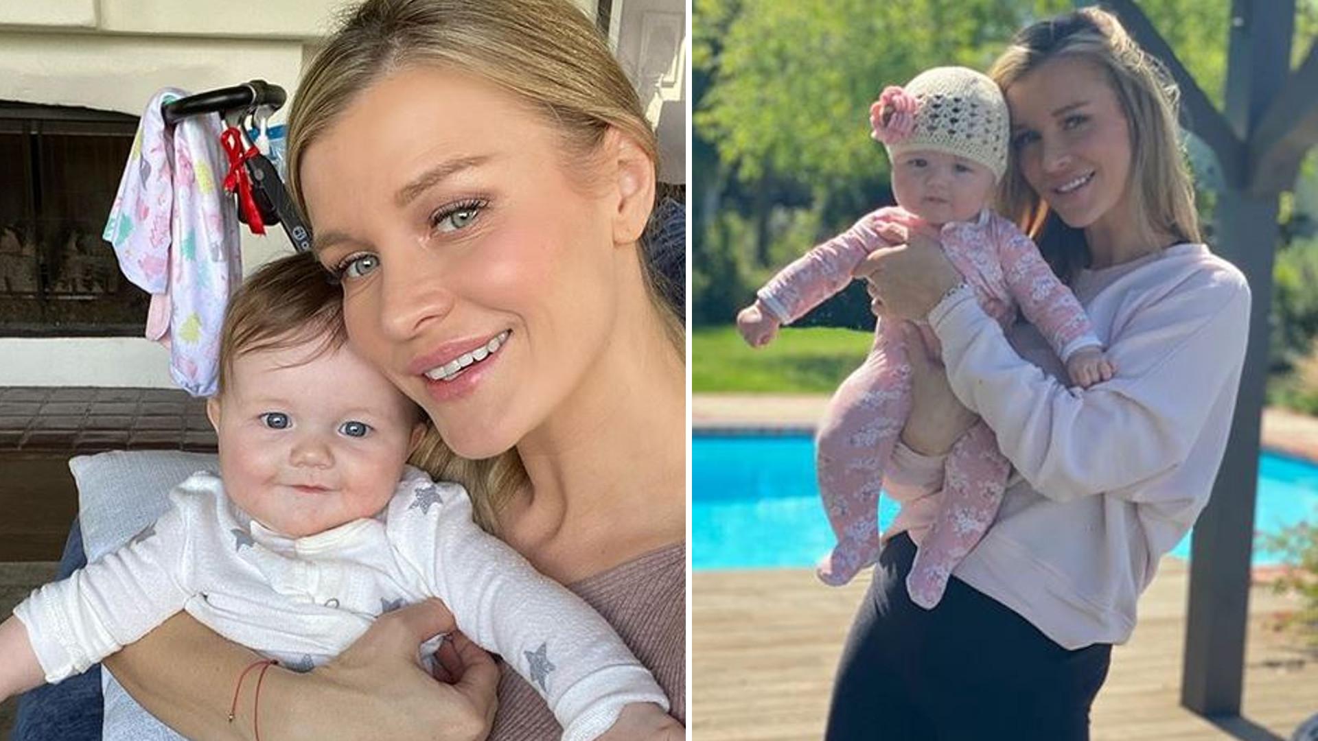 Joanna Krupa spędza czas z córką na świeżym powietrzu: Coraz bardziej do Ciebie podobna – komentują internauci