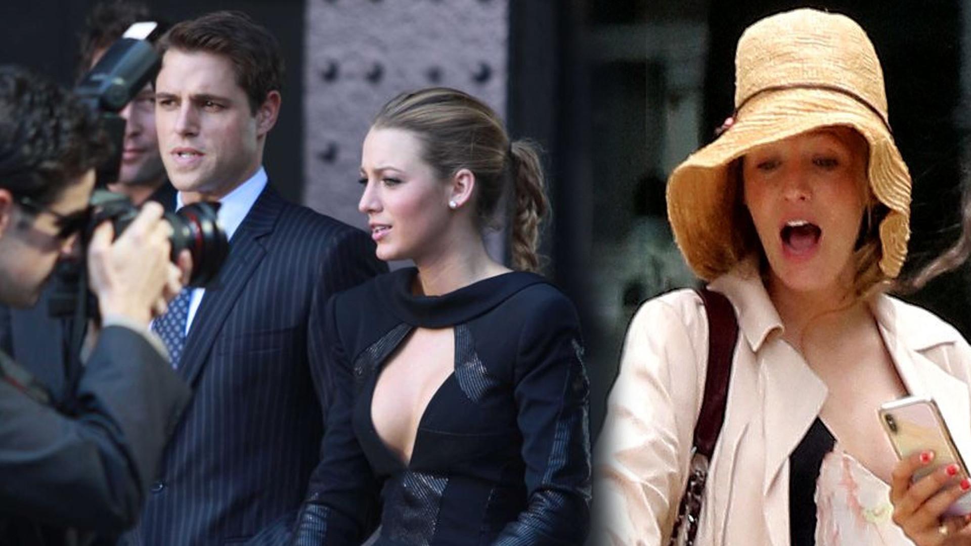 Blake Lively w czasach pandemii nie ma problemu, w co się ubrać (FOTO)