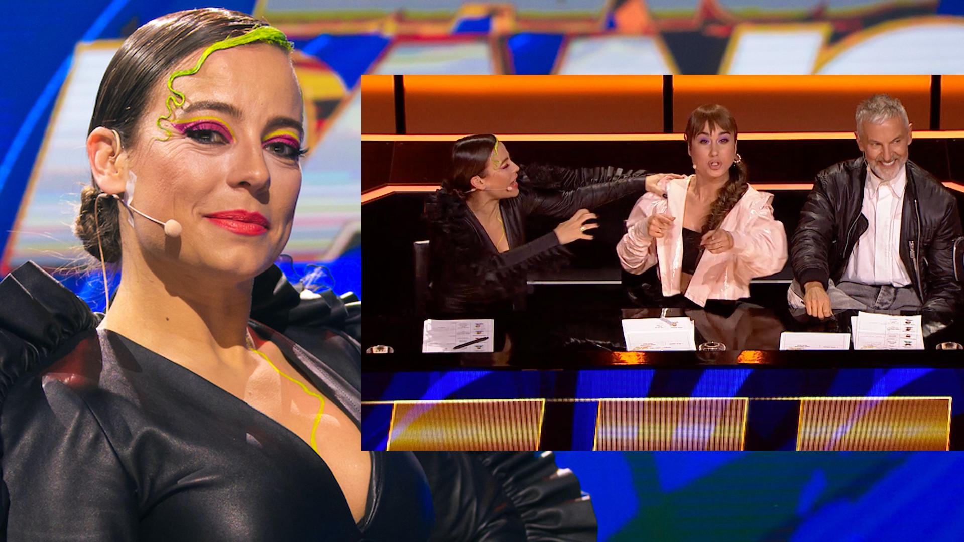 Anna Mucha do Idy Nowakowskiej w Dance Dance Dance: Dawaj te kudły! (WIDEO)