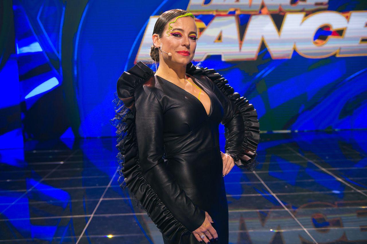Anna Mucha w Dance Dance Dance