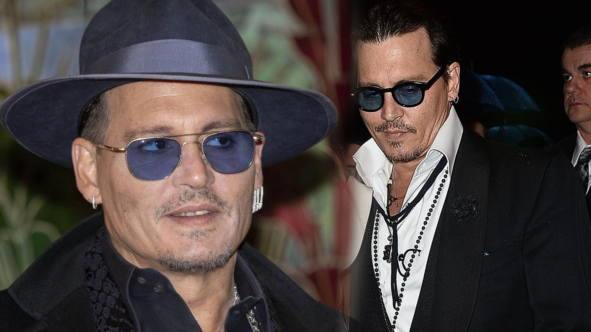 Johnny Depp założył konto na Instagramie. Fani są zaniepokojeni jego pierwszym postem