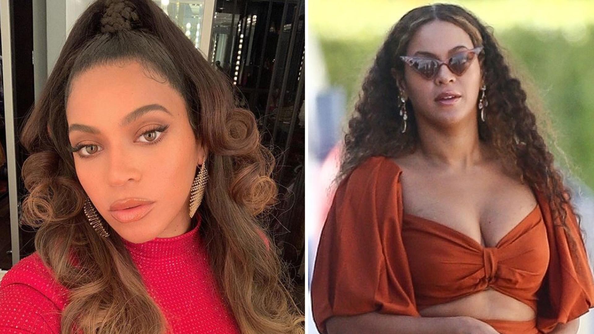 Beyonce wywołała gęsią skórkę u fanów, artystka dała koncert na Instagramie