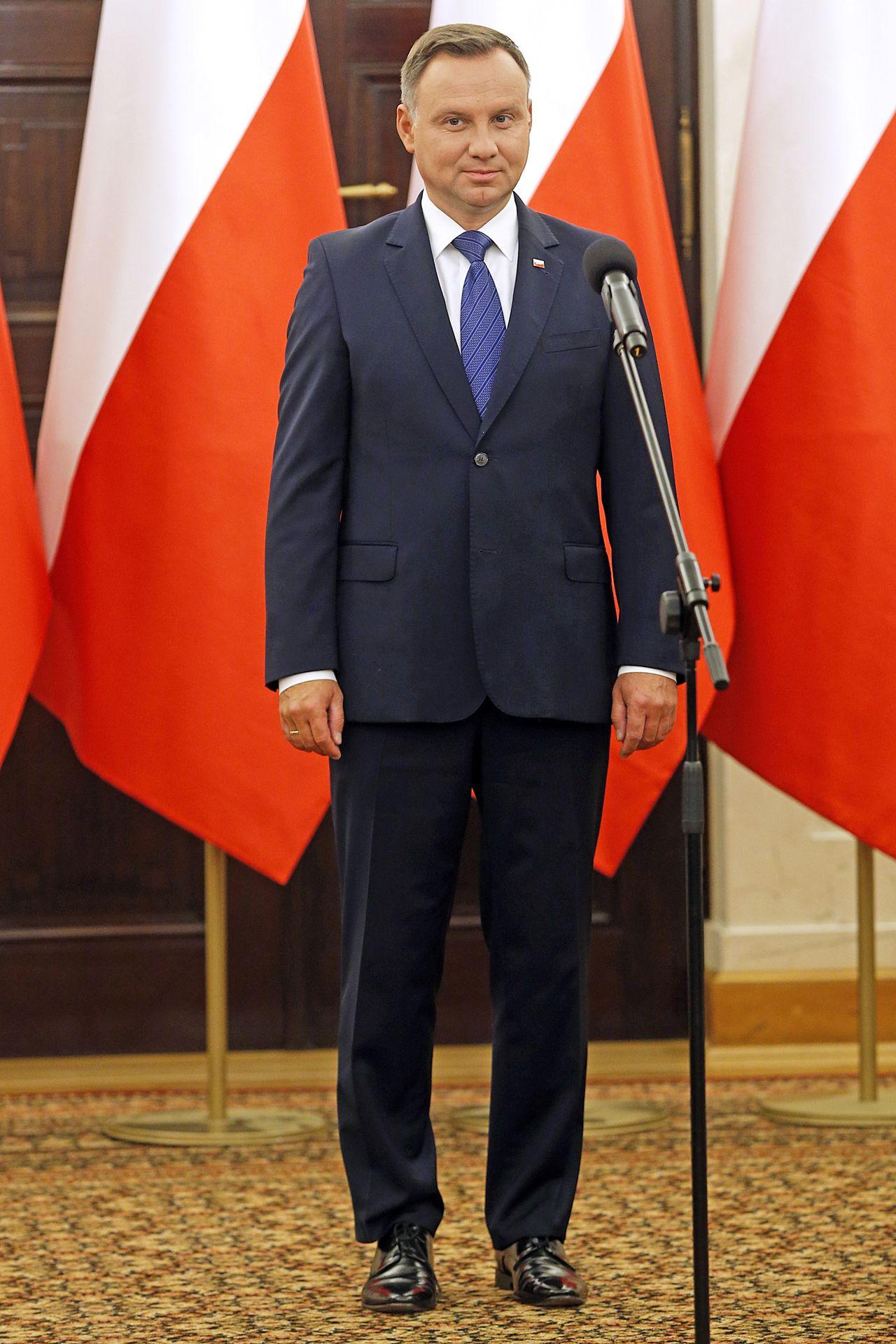 Andrzej Duda, Spotkanie Prezydenta RP z medalistami 24. Mistrzostw Europy w Lekkoatletyce Berlin 2018