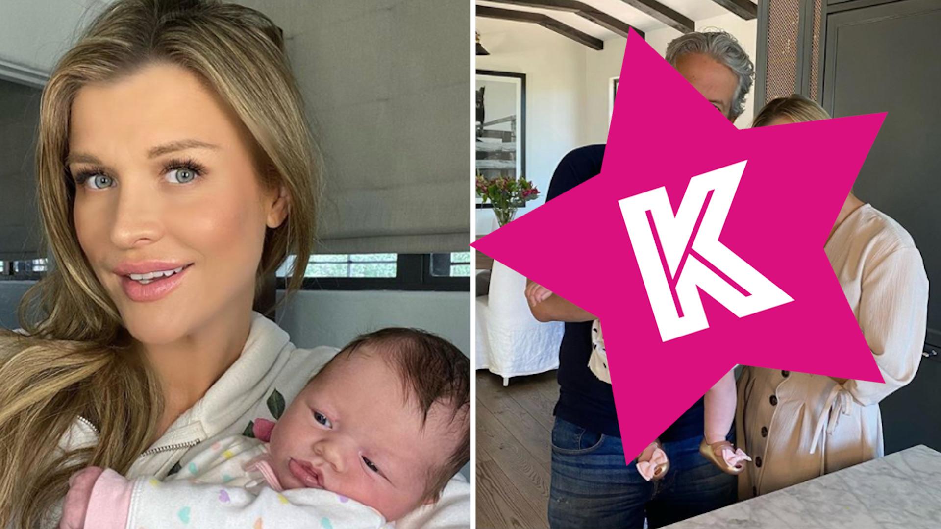 Joanna Krupa wystroiła córkę w SUKIENKĘ – tak świętowali 41. urodziny modelki