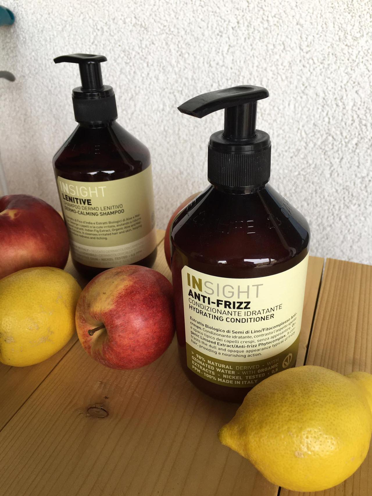 Kosmetyki do pielęgnacji włosów od marki INSIGHT.